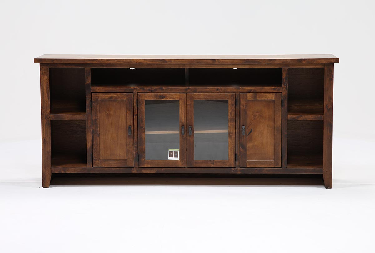 Trent 84 Inch Tv Stand Living Spaces Console Table Tv Stand Regarding Latest 84 Inch Tv Stands (View 3 of 20)
