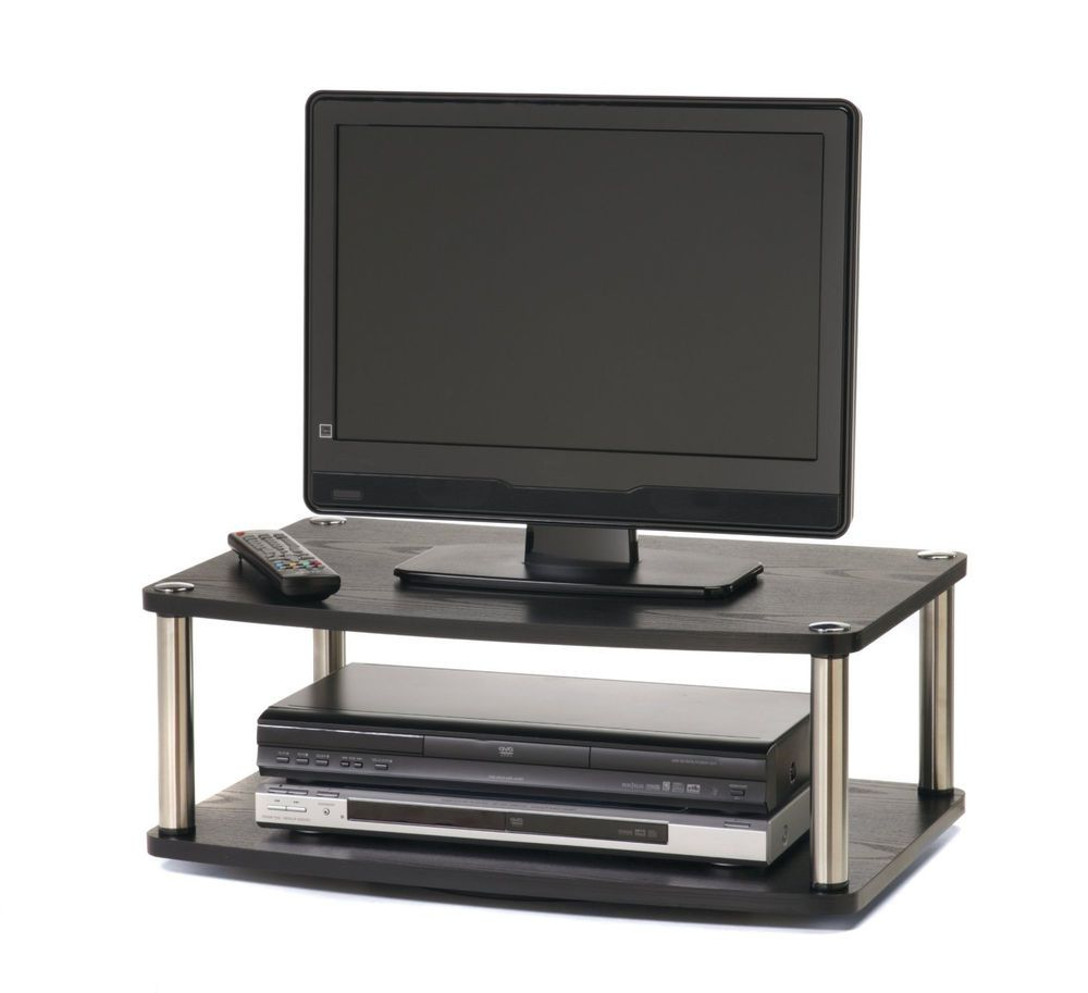 Turntable Tv Stands Within Most Popular Swivel Tv Stand Rotating Base Movable Tabletop Storage Turntable (View 7 of 20)