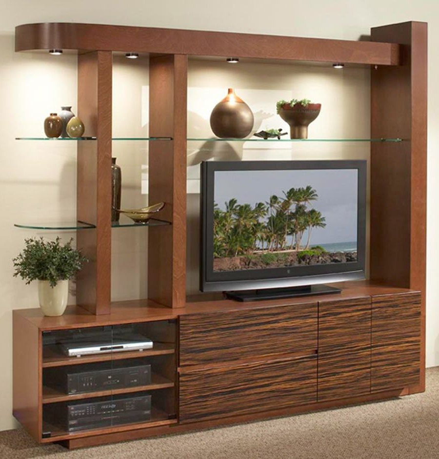 Tv Display Cabinets Intended For Trendy Decoration : All Glass Cabinet Wall Mounted Jewelry Display Case (View 5 of 20)