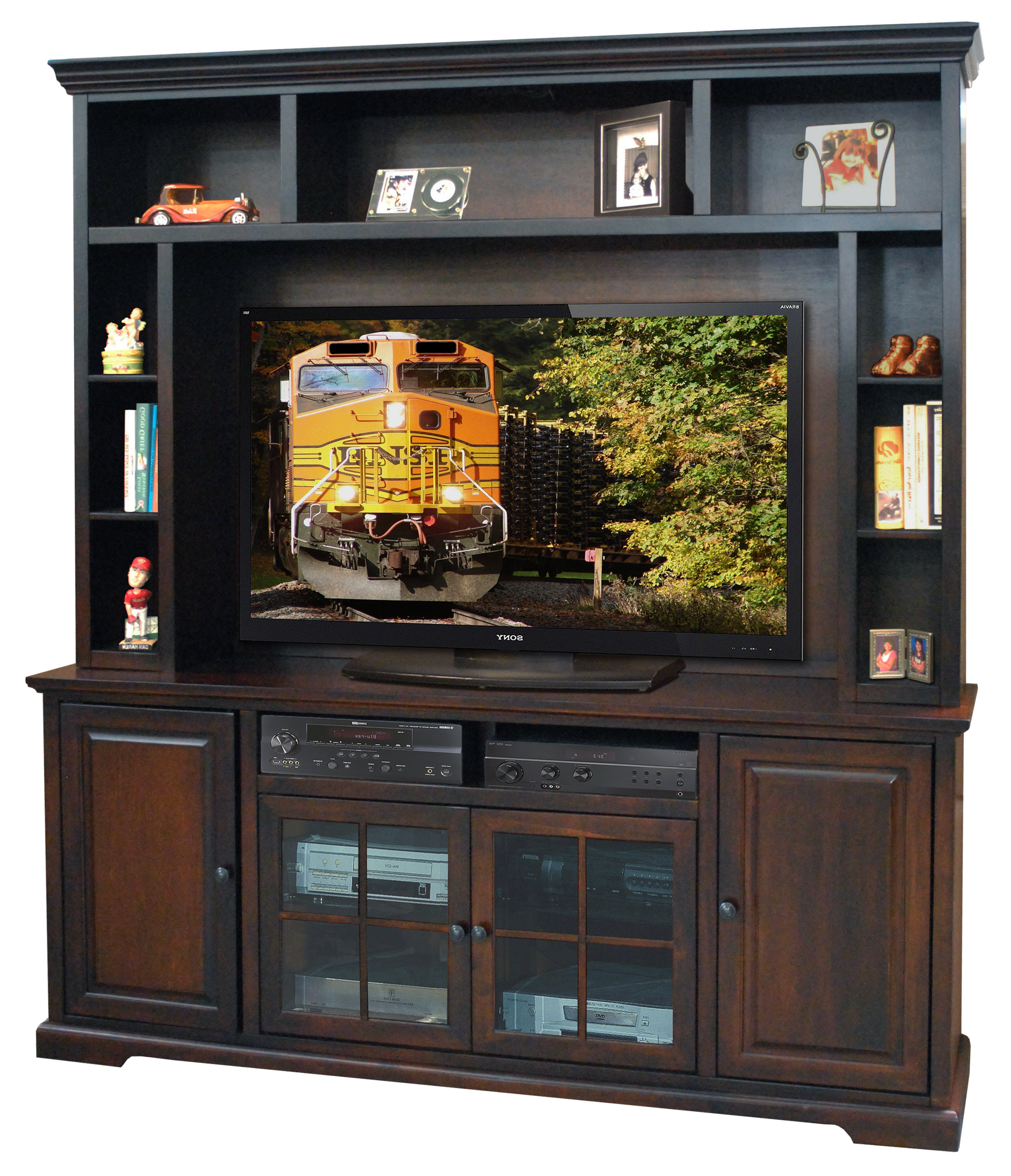 Featured Photo of Tv Hutch Cabinets