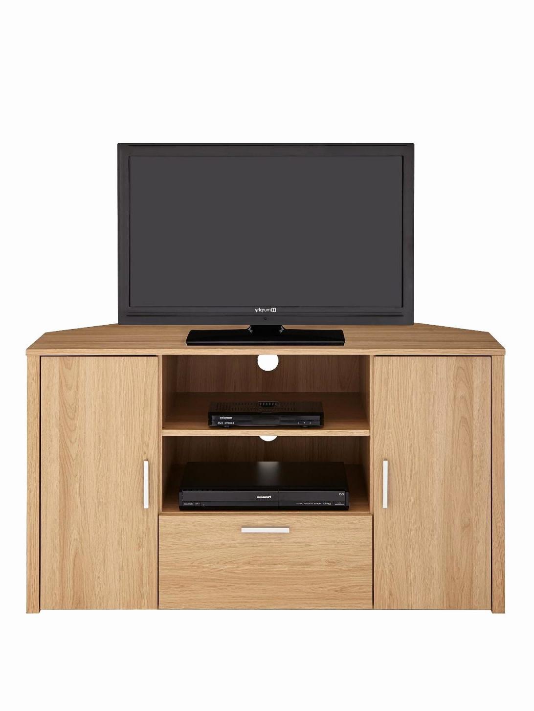 Tv Stand 100 Inch Lg Base Replacement White With Drawers 50 Regarding Most Current Large Oak Tv Stands (View 17 of 20)