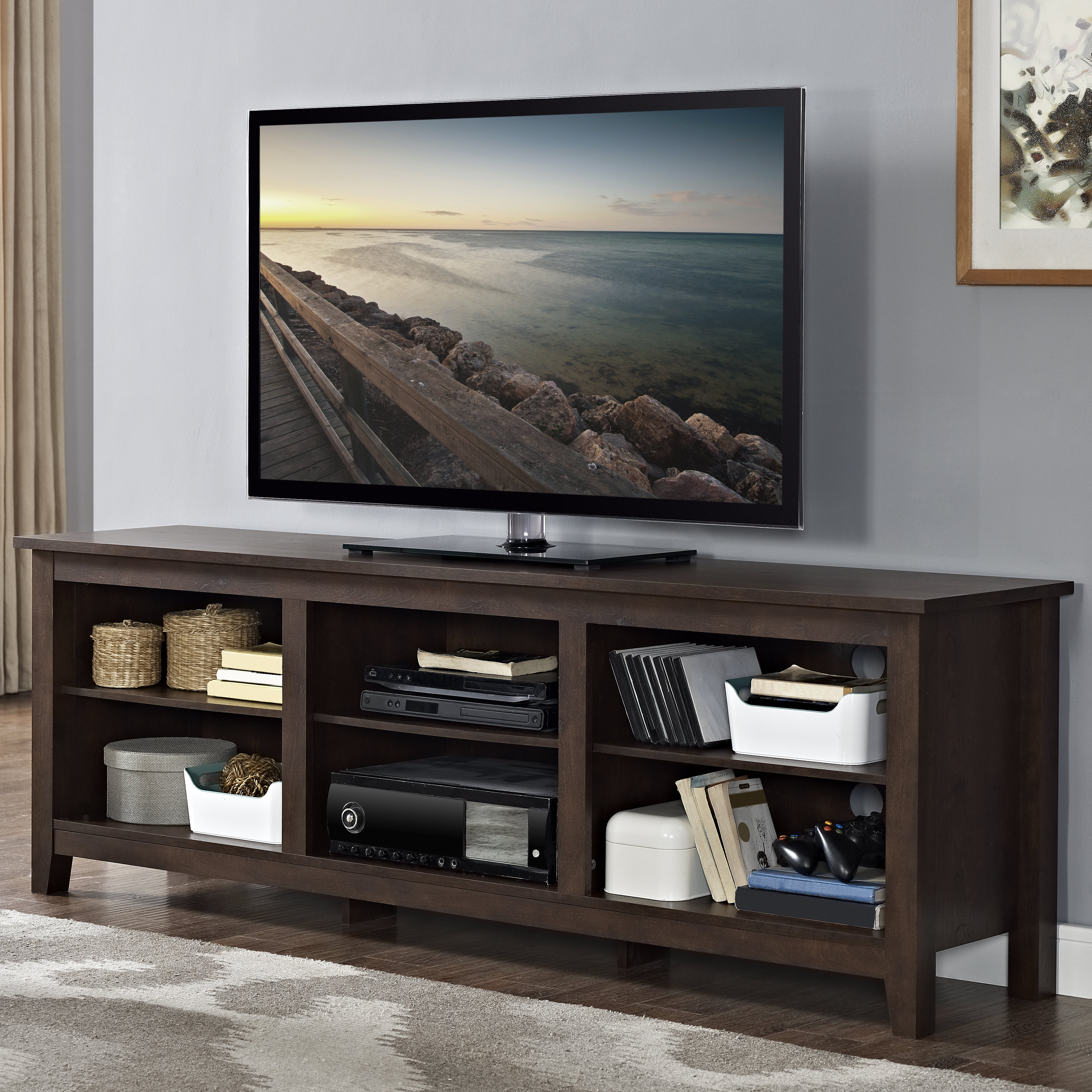 Tv Stand And Coffee Table Set (View 6 of 20)