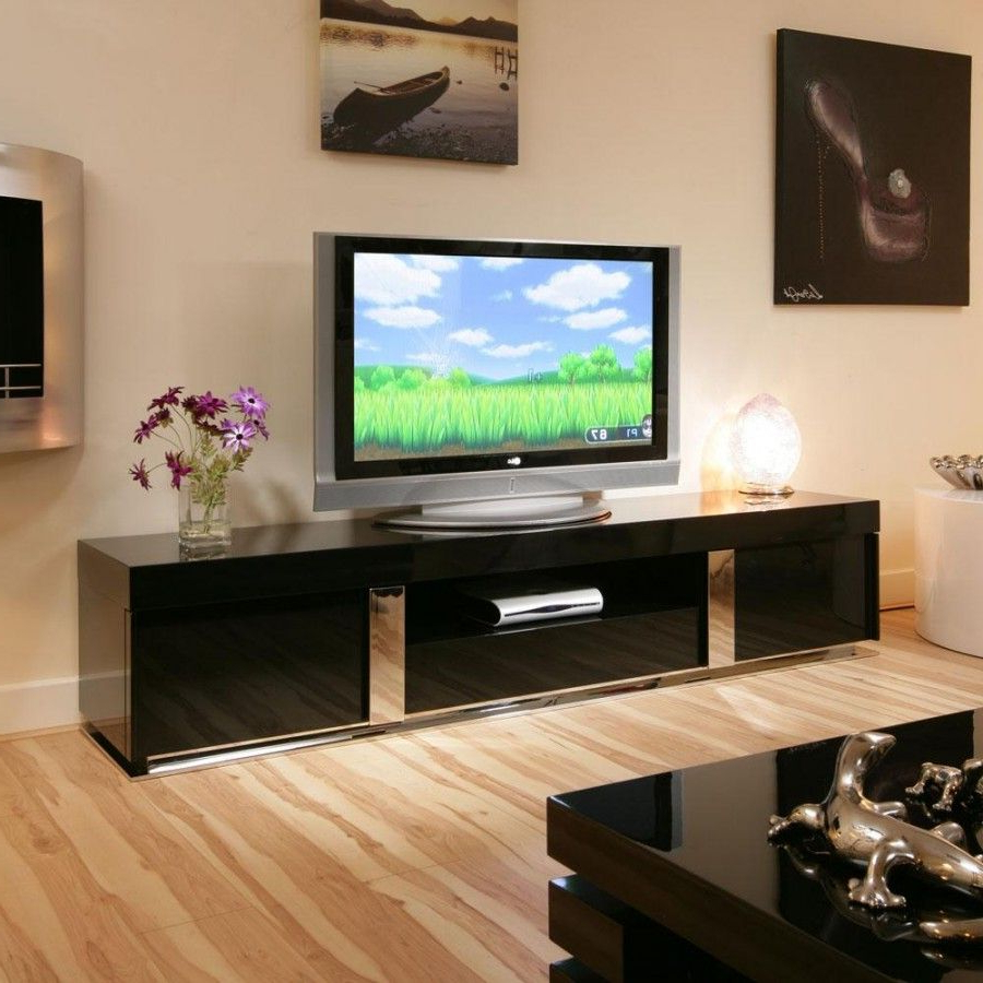Featured Photo of Large Black Tv Unit