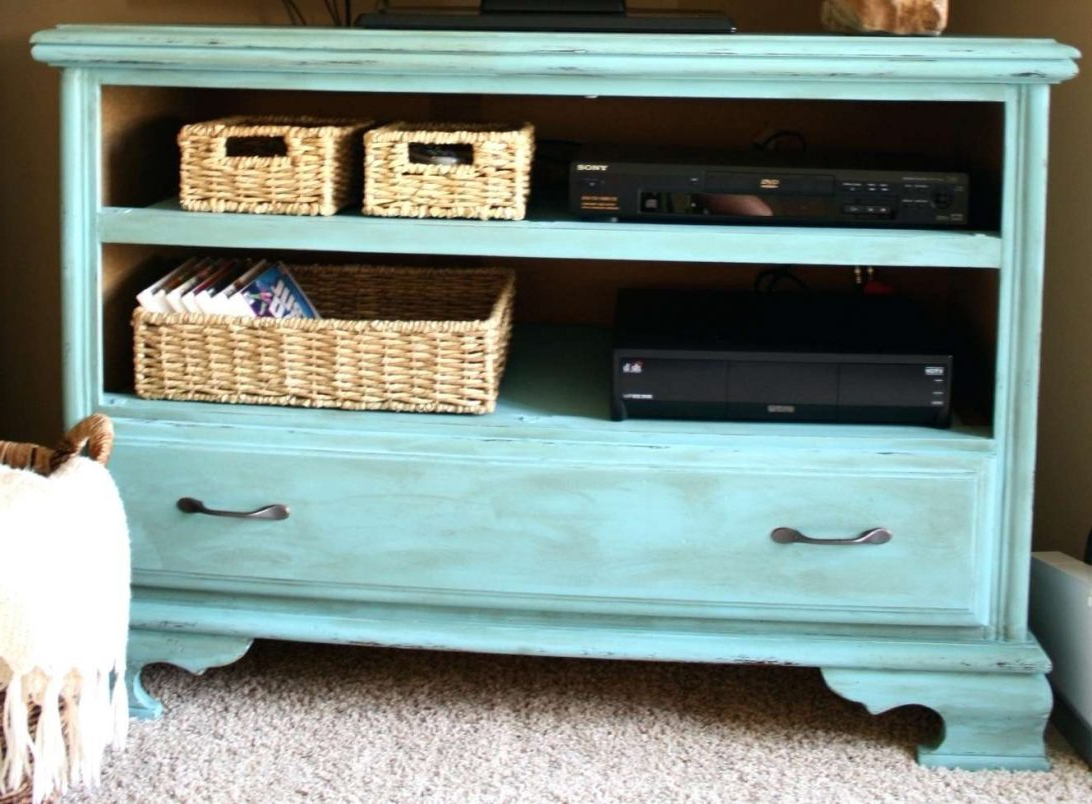 Tv Stand Dresser To Refinish Into Ideas Tutorial – Buyouapp Throughout Recent Dresser And Tv Stands Combination (View 12 of 20)