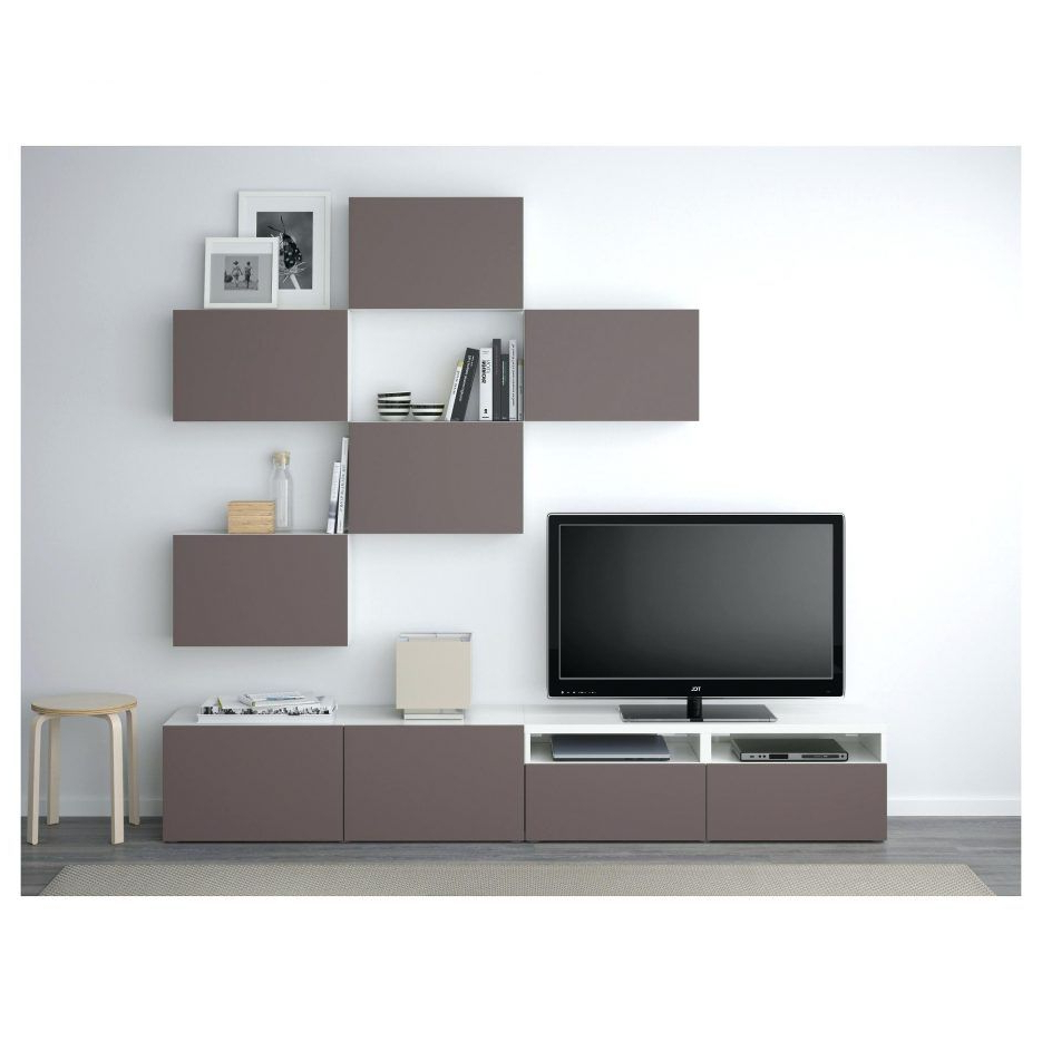 Tv Stand: Tv Stands Ikea Com Besta Ikea Besta Tv Unit Modern Grey With Regard To Current Combs 63 Inch Tv Stands (View 15 of 20)