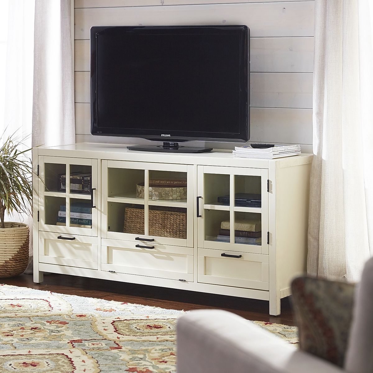 Tv Stand Within Well Known Large Tv Cabinets (View 17 of 20)