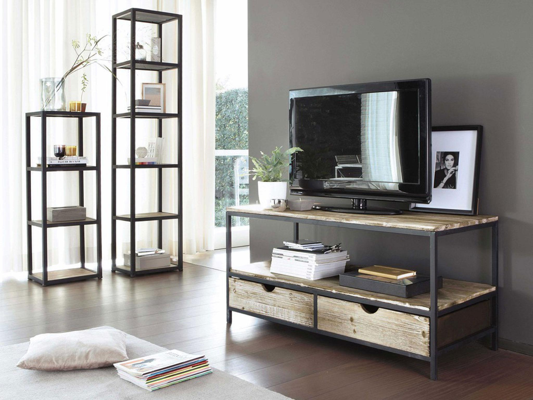 Tv Stands And Bookshelf In Widely Used 10 Best Tv Stands (View 16 of 20)