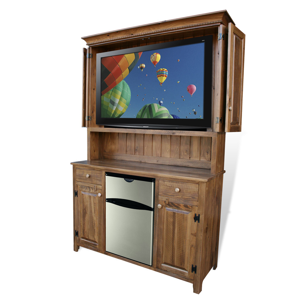 Tv Stands And Cabinets Within Newest Rustic Shaker Outdoor Tv Cabinet (View 8 of 20)