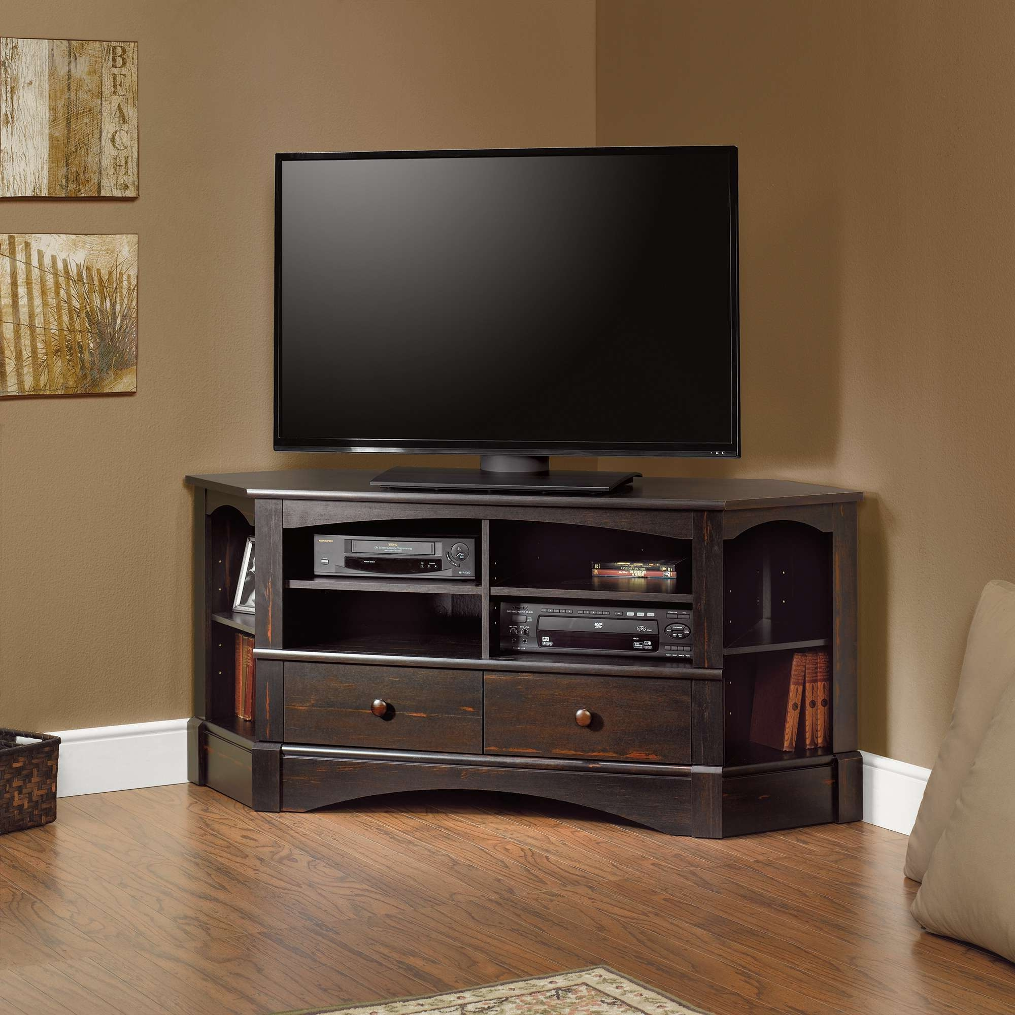 Tv Stands Costco Cherry Wood Entertainment Centers Rustic Wooden Inside Popular Cherry Wood Tv Cabinets (View 14 of 20)