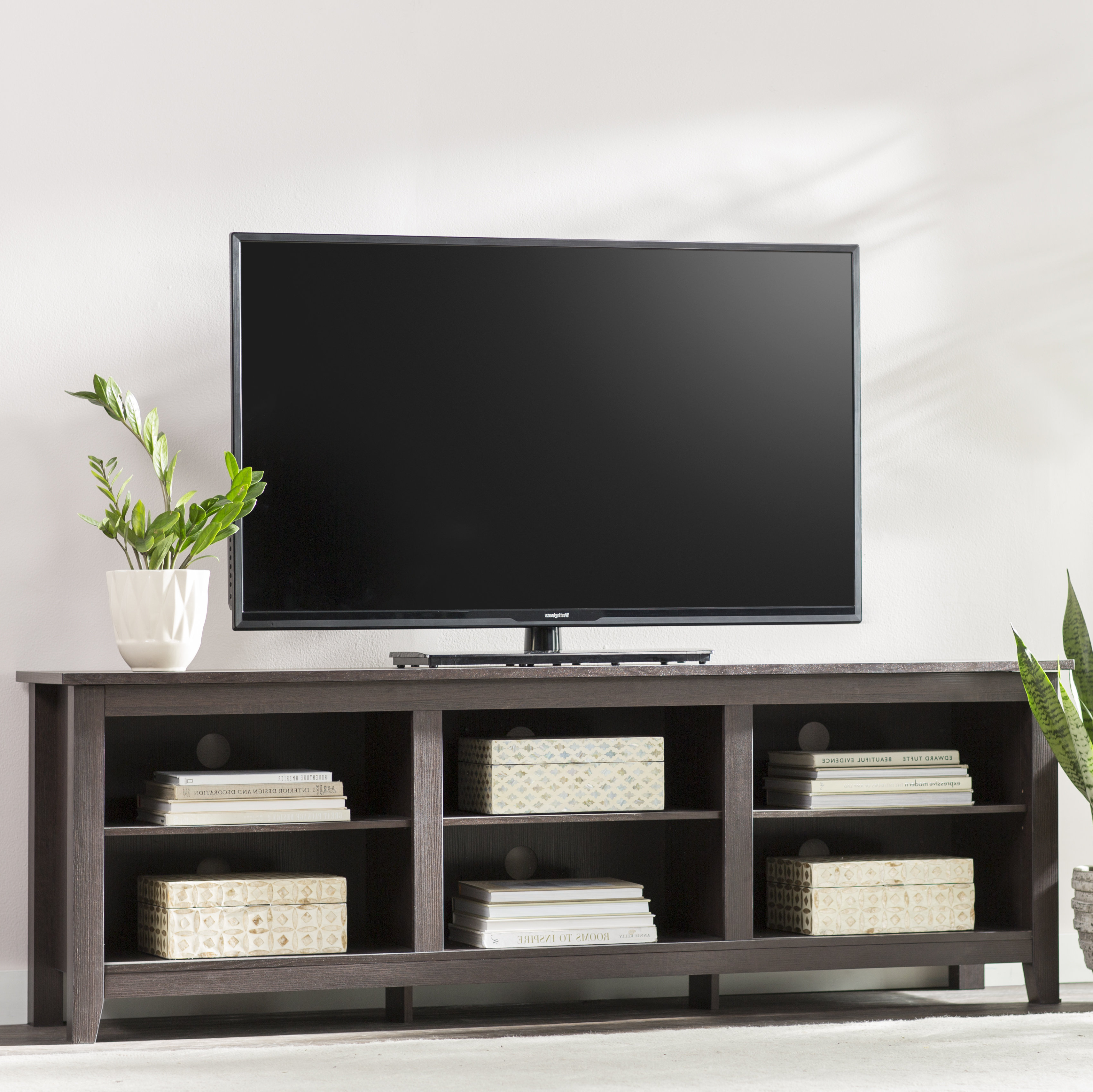 Tv Stands & Entertainment Centers You'll Love For Recent Console Tables Under Wall Mounted Tv (View 19 of 20)