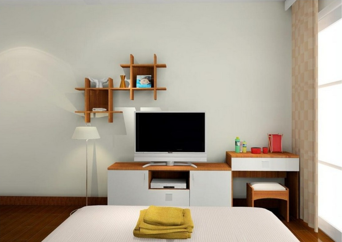 Tv Stands For Small Rooms Intended For Preferred Bedroom Black Tv Cabinet With Doors Contemporary Tv Stands For Flat (View 13 of 20)