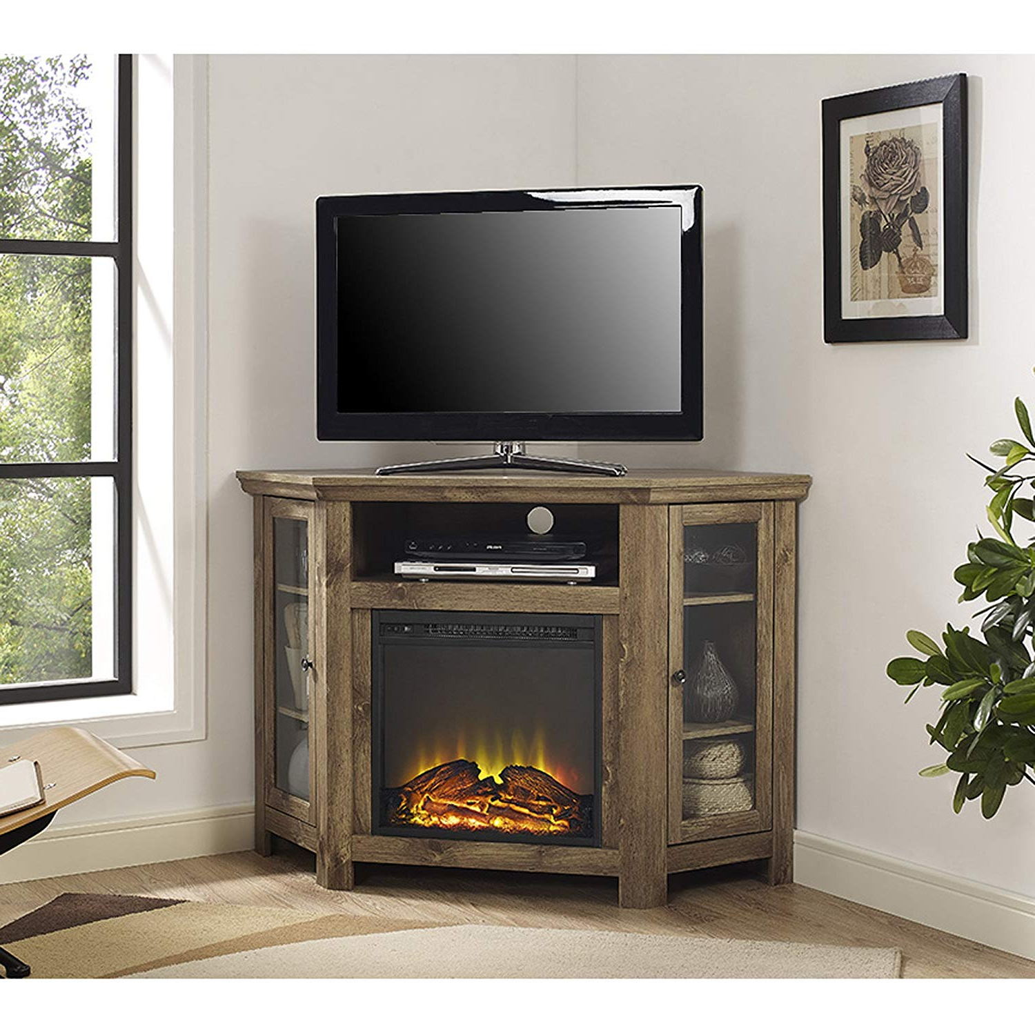 Tv Stands For Small Spaces With Regard To Most Current Small Tv Stand Ikea Space Saving Mount Target Modern Unit Design (View 16 of 20)
