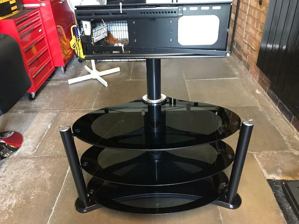 Tv Stands For Tube Tvs In Most Popular Black Tv Stand Tvs Up Ads Buy & Sell Used – Find Great Prices (View 10 of 20)