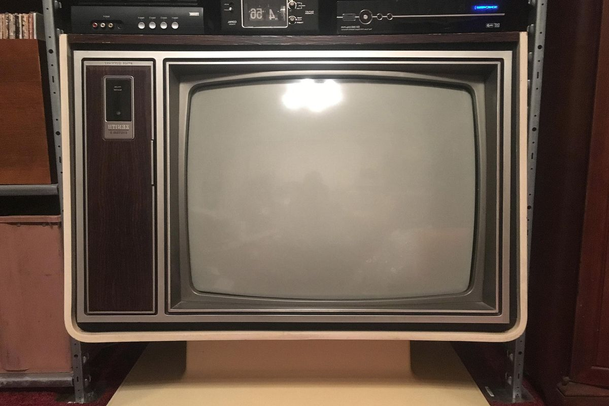 Tv Stands For Tube Tvs Throughout Popular Inside The Desperate Fight To Keep Old Tvs Alive – The Verge (View 15 of 20)