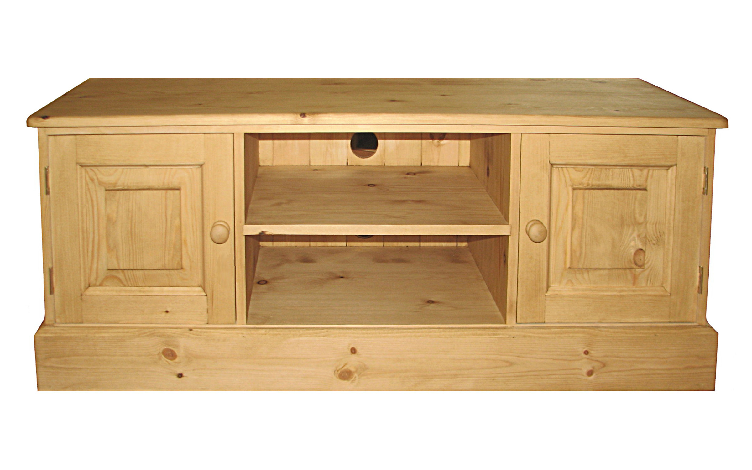 Tv Stands – Kerris Farmhouse Pine In Famous Pine Tv Cabinets (View 1 of 20)