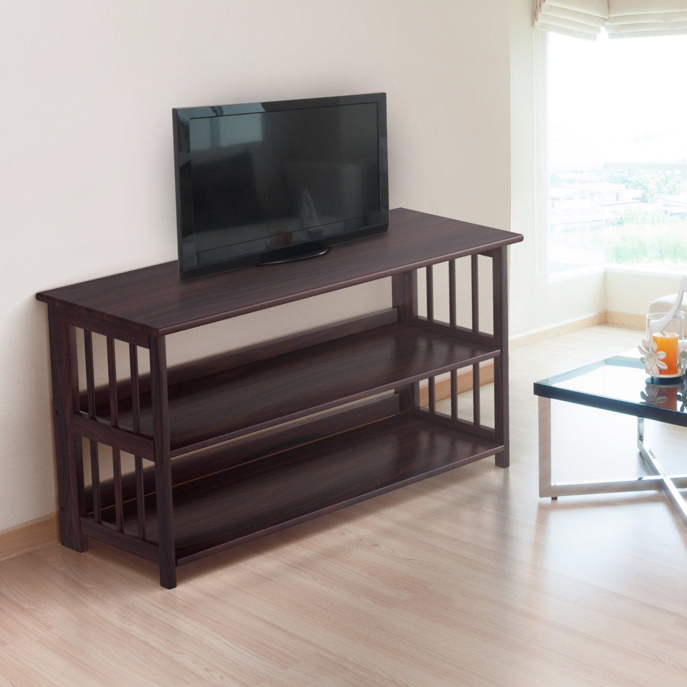 Tv Stands With Matching Bookcases Regarding Most Recent Bookcase Tv Stand Combo (View 7 of 20)
