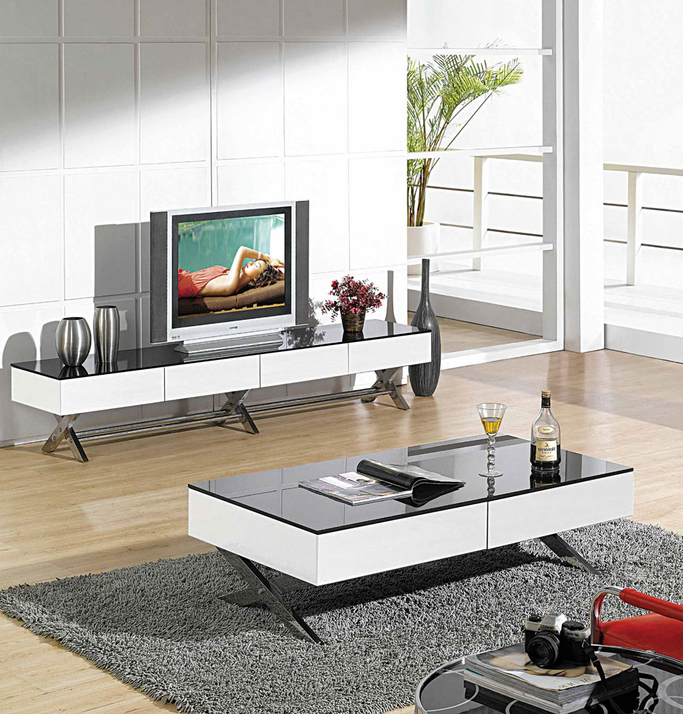 Tv Stands With Most Current White Contemporary Tv Stands (View 12 of 20)