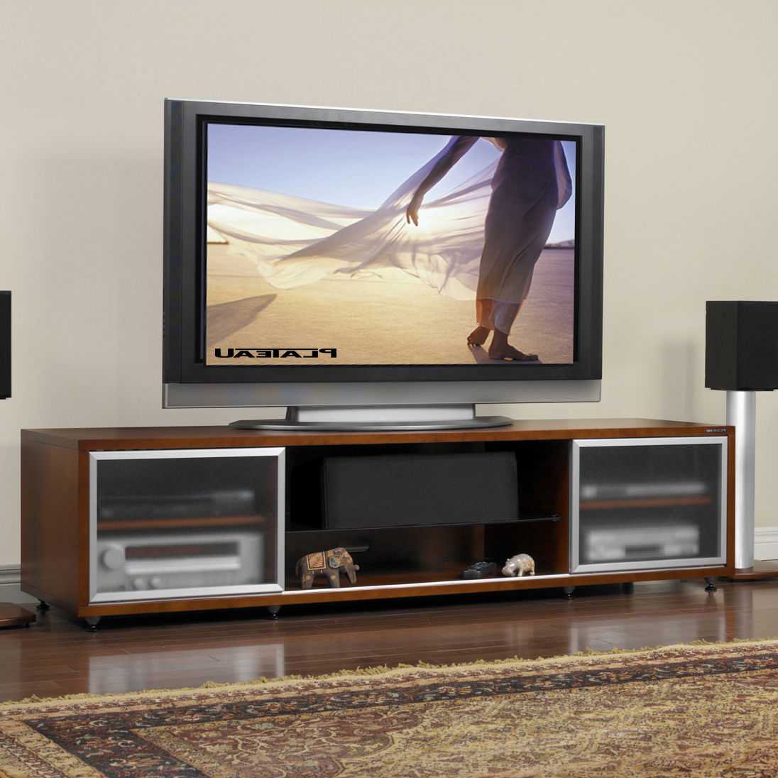 Tv Stands With Sliding Glass Doors – Sliding Door Ideas In 2018 Wooden Tv Stands With Glass Doors (View 14 of 20)