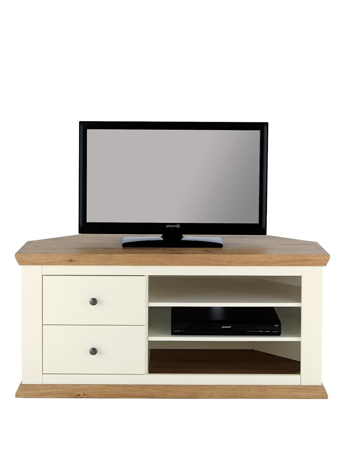 Tv Unit, Corner With Regard To Oak Effect Corner Tv Stand (View 3 of 20)