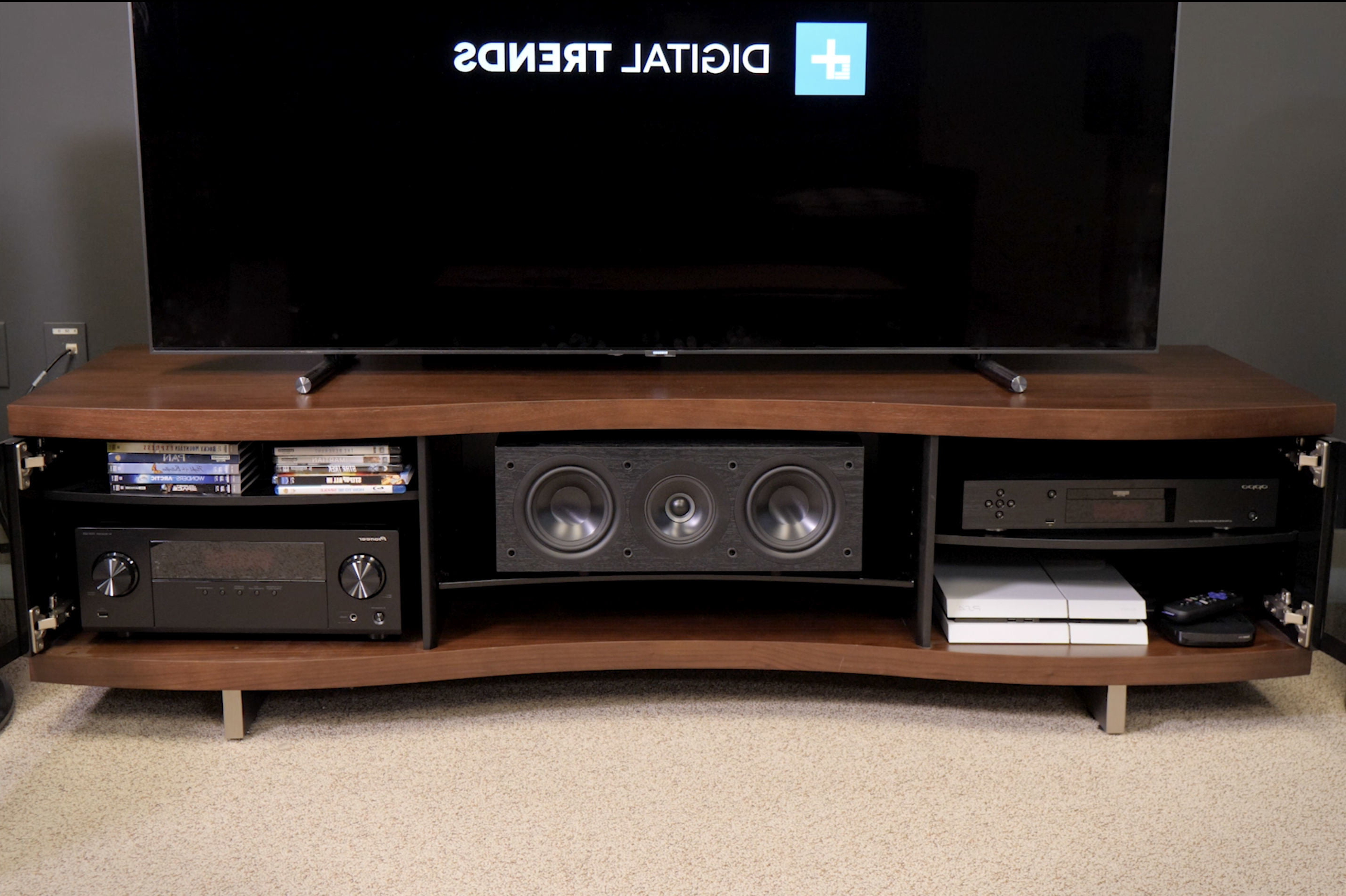 Tv With Stands Intended For Most Recent Tv Stand Buying Guide: Everything You Need To Know (View 18 of 20)