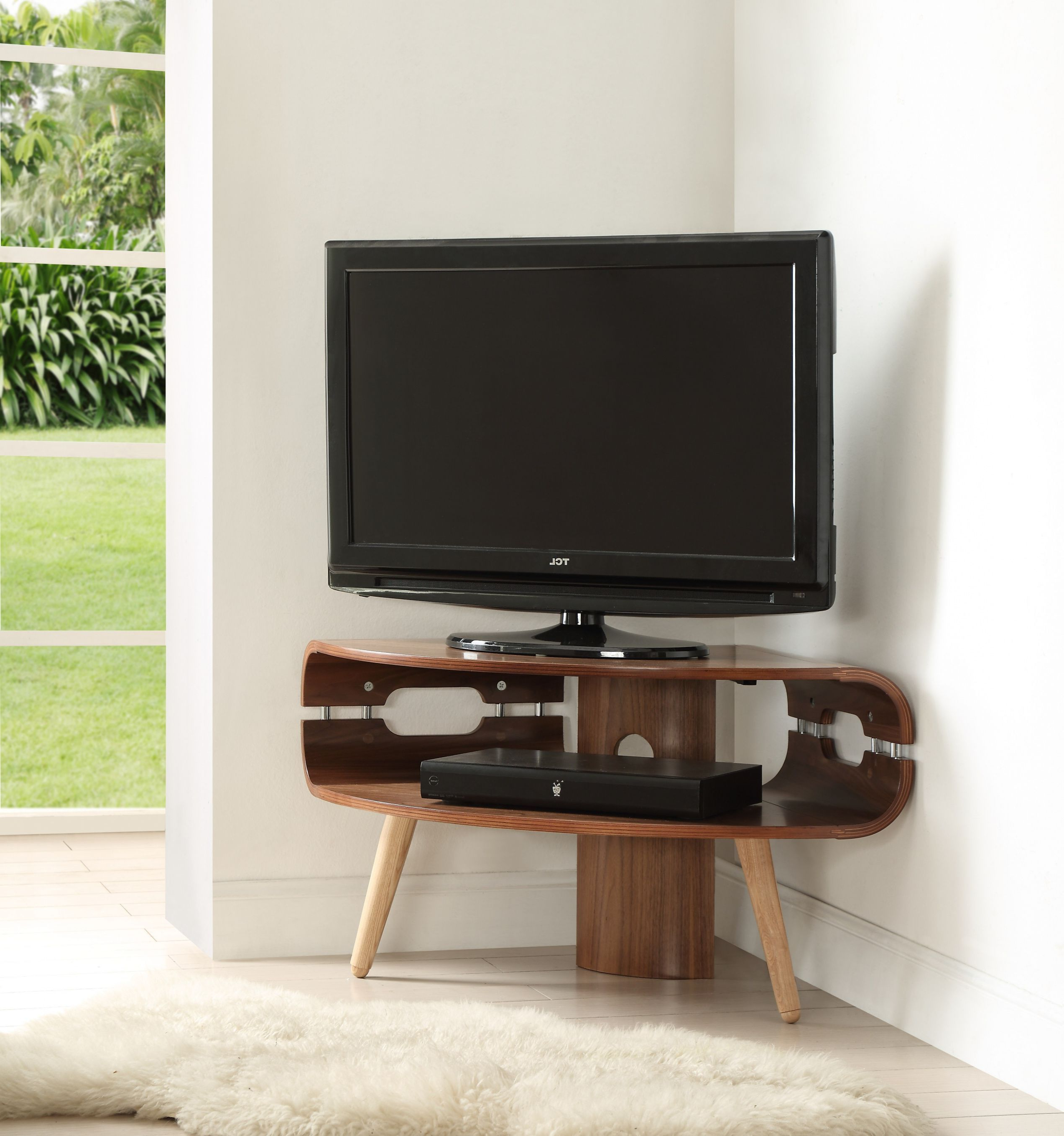 Tvs Within Compact Corner Tv Stands (View 4 of 20)