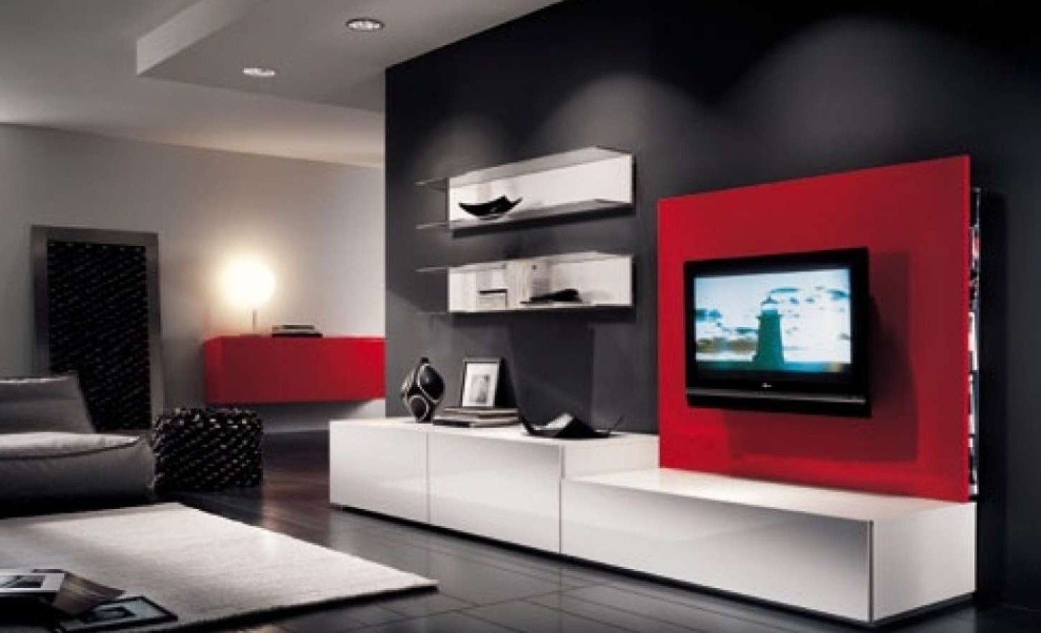 Ultra Modern Tv Stands Design Ideas 1459×888 Attachment (Gallery 17 of 20)