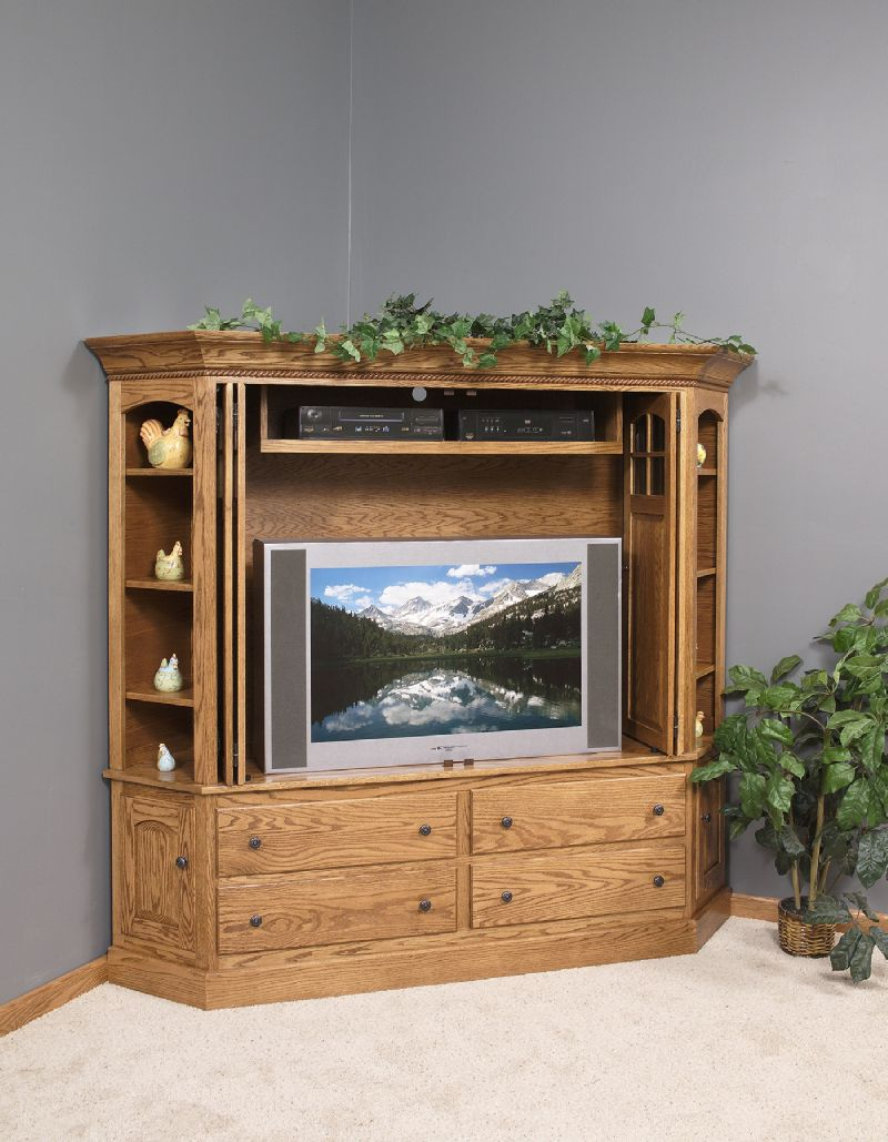 Unique Idea Tv Armoire Cabinet — Black Bearon Water In Trendy Tv Hutch Cabinets (Gallery 14 of 20)