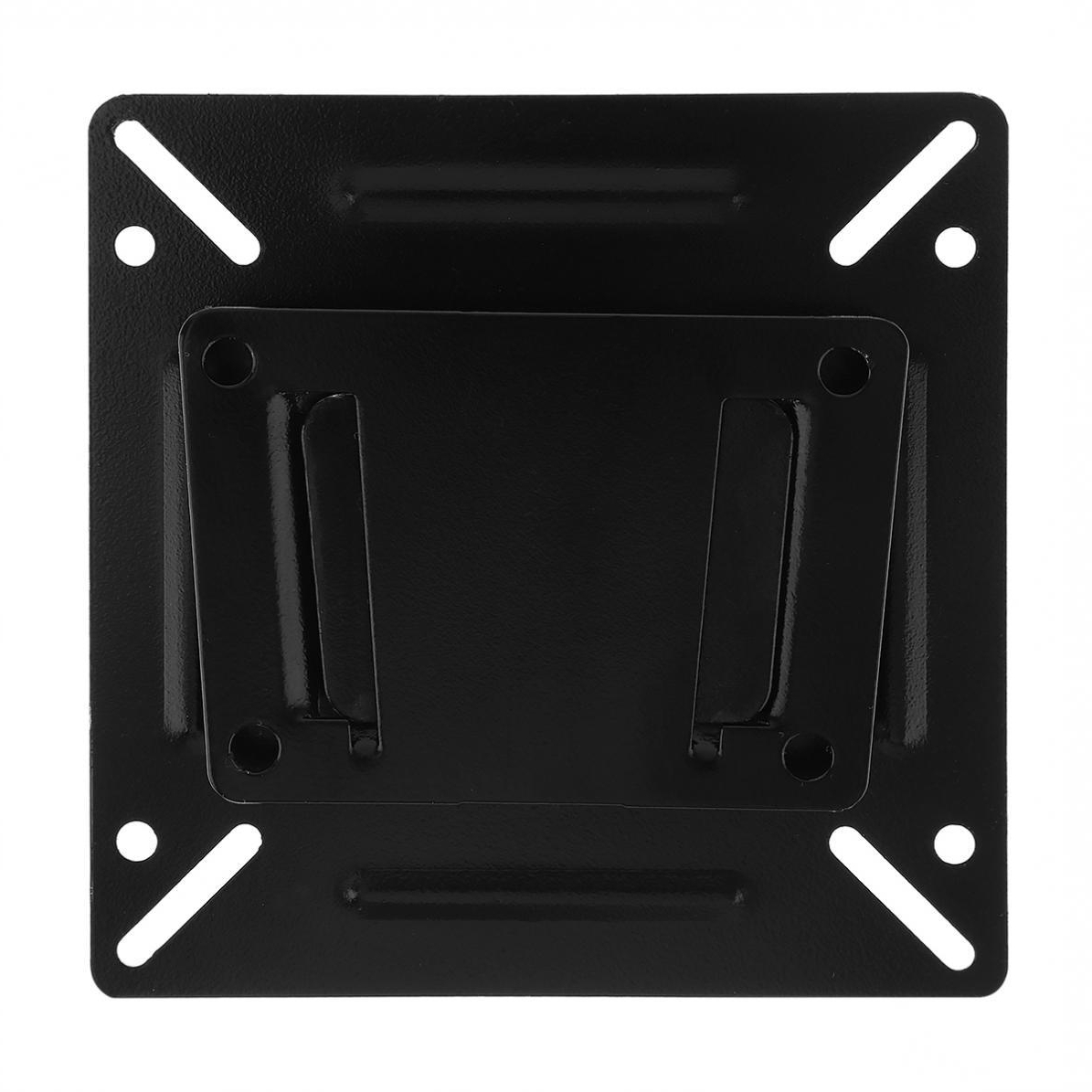 Universal 24 Inch Tv Stands Inside Current New Universal Tv Wall Mount Bracket Tv Stand Holder For 14 ~ 24 Inch (View 8 of 20)