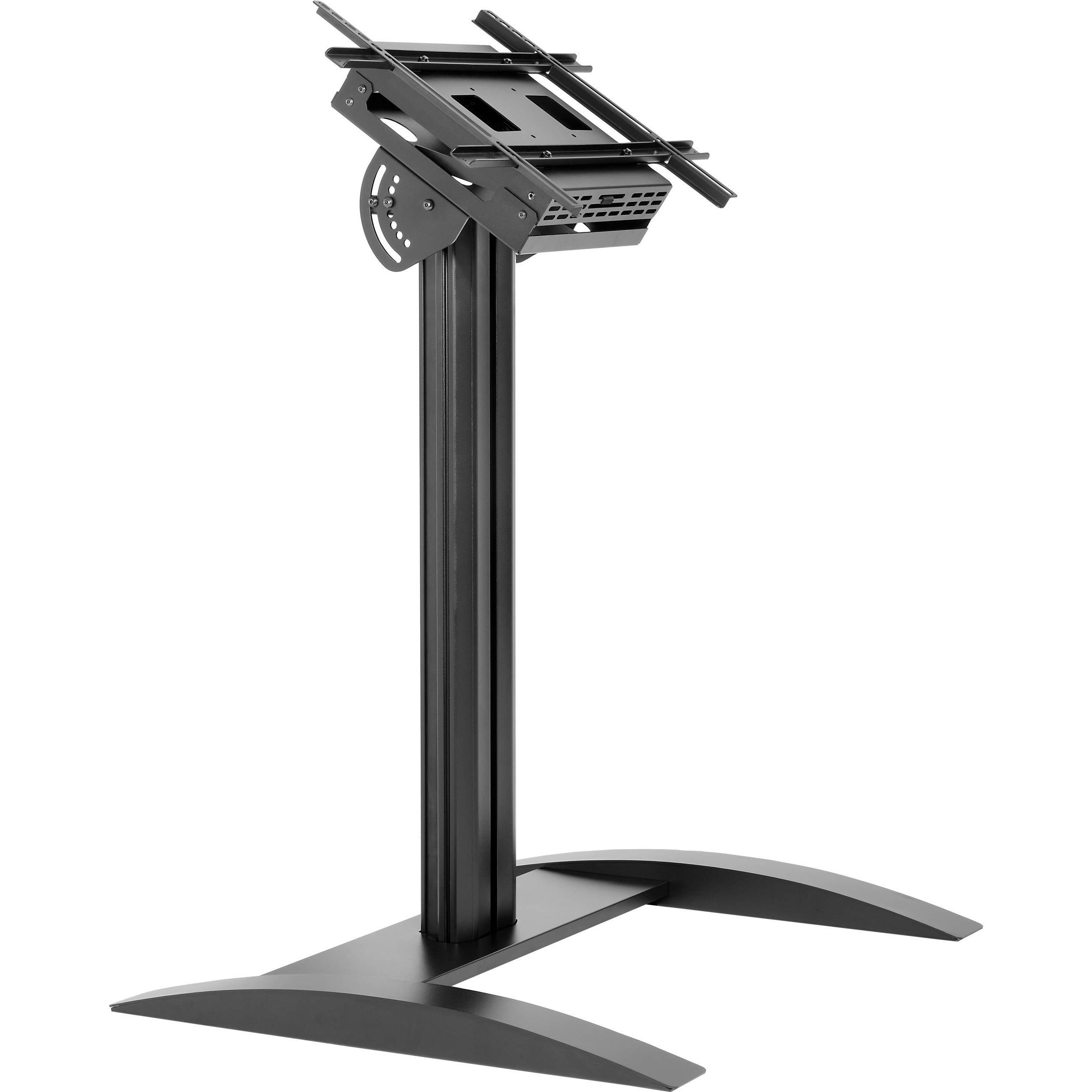 Universal 24 Inch Tv Stands Pertaining To Best And Newest Monitor Floor Stands (View 20 of 20)