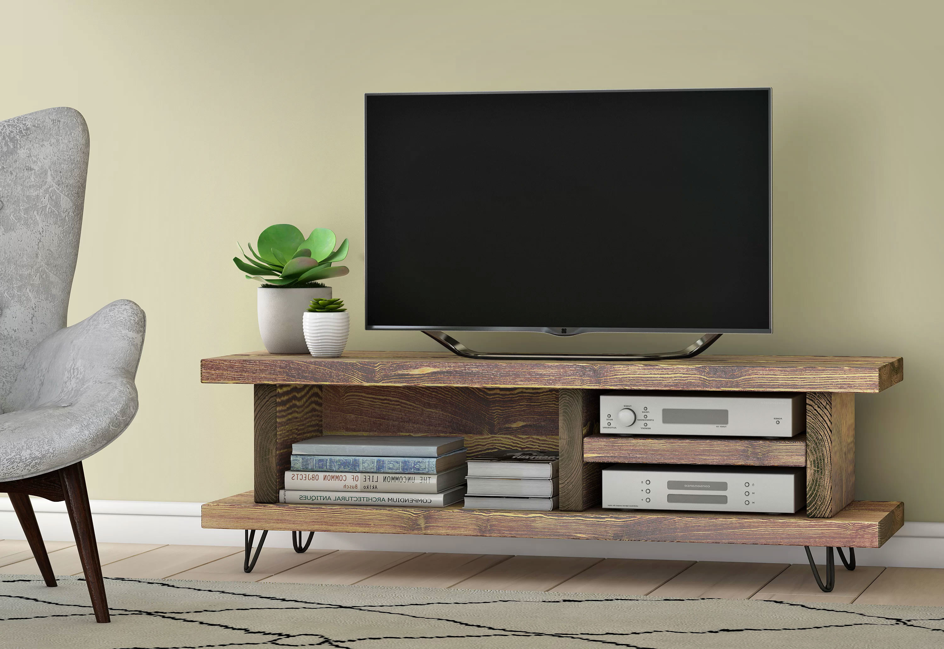 Unusual Tv Cabinets In Well Known Industrial Tv Stands You'll Love (View 15 of 20)