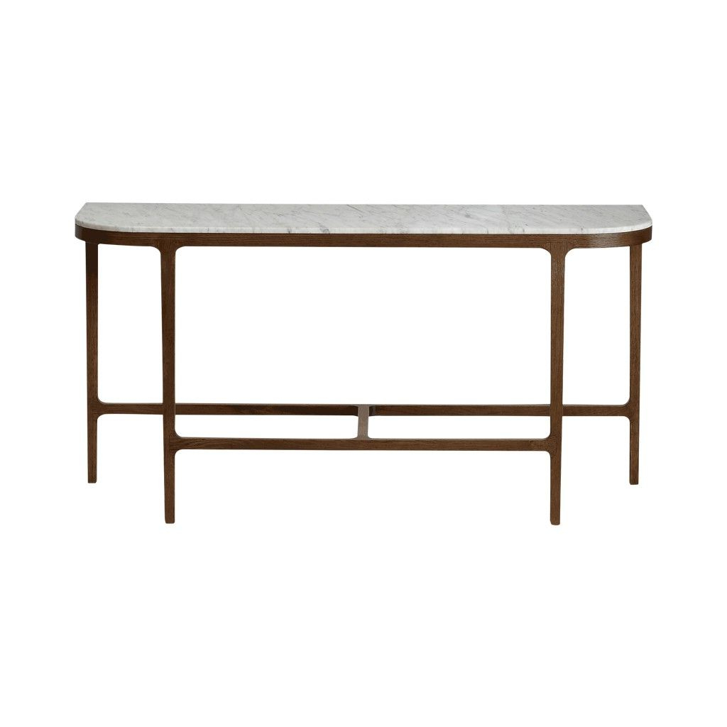 Victoria Marble Console Table (View 7 of 20)