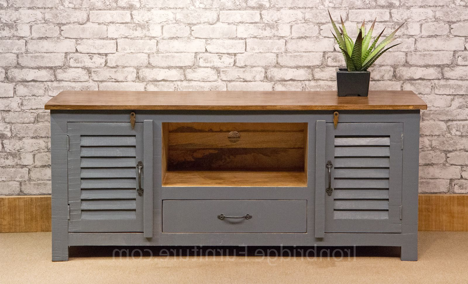 Vintage Style Tv Cabinets With Regard To Most Popular Si Vintage Style Painted Tv Cabinet Bathroom Wall Cabinets Gun (Gallery 1 of 20)