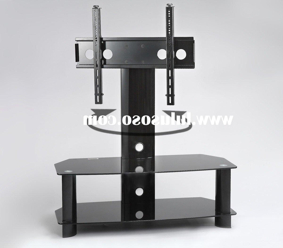 Vizio Tv Stand Amazon Swivel Mount With Built In Base Cabinet Doors Regarding Most Current Tv Stands Swivel Mount (View 2 of 20)