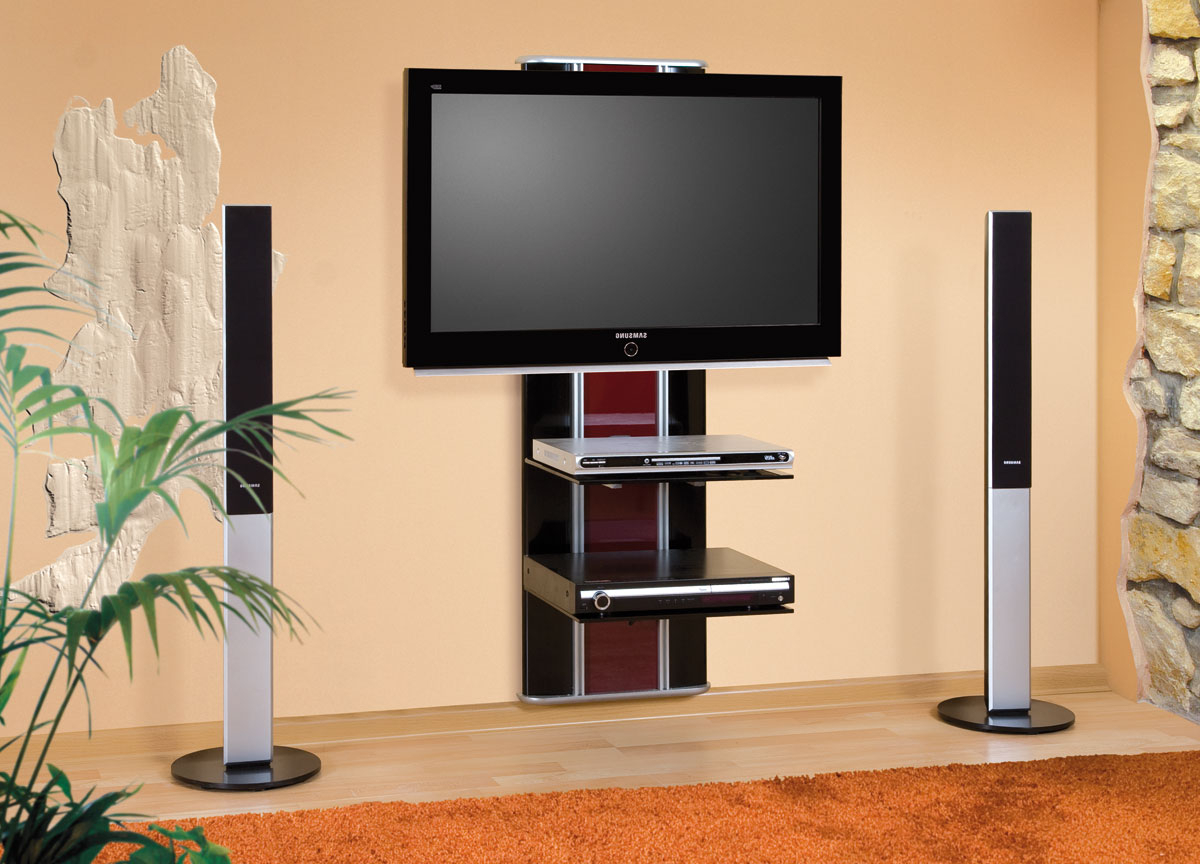 Wall Mounted Tv Stands For Flat Screens Regarding Current Innovative And Fashionable Flat Screen Tv Wall Cabinet — Home Decor (View 10 of 20)