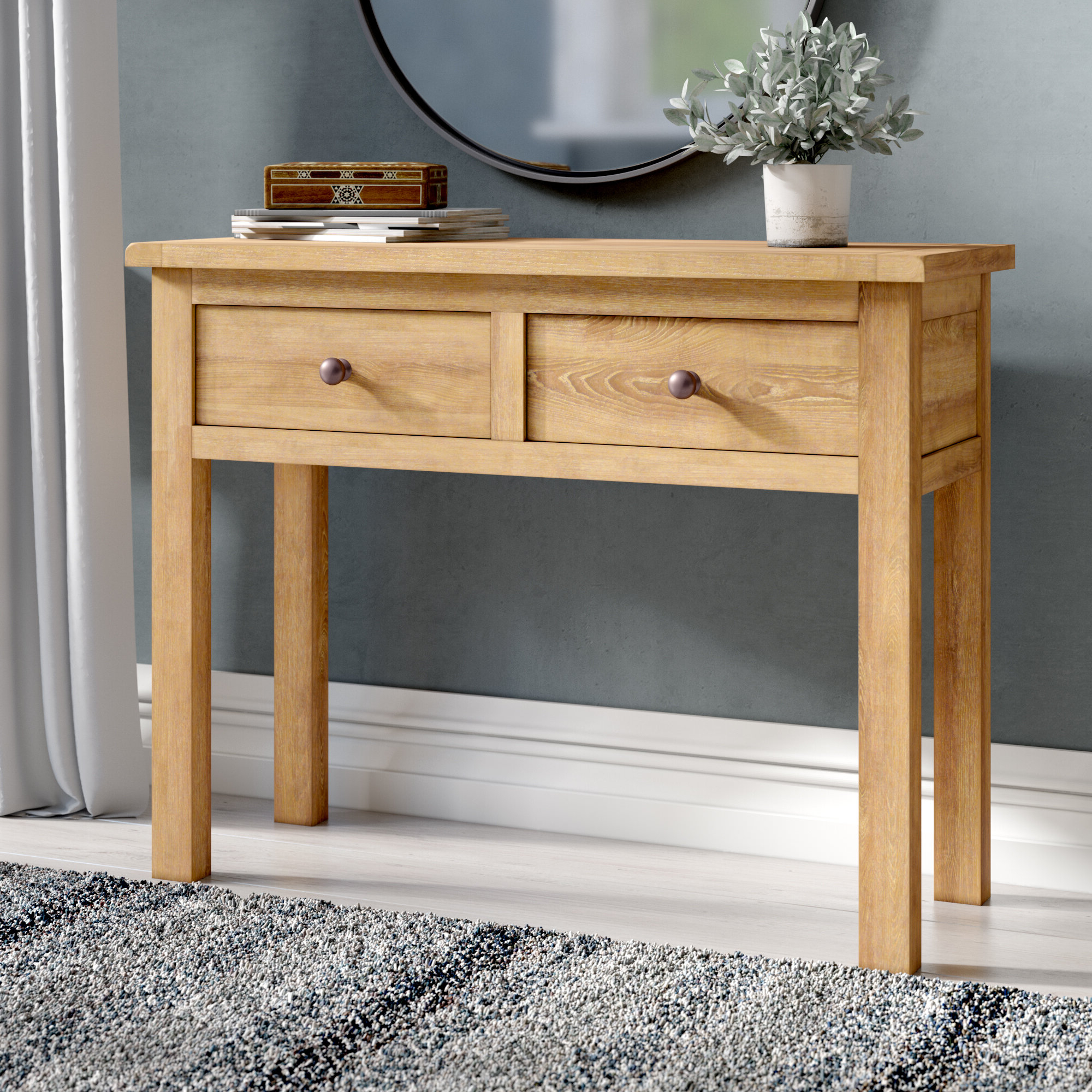Wayfair.co.uk In Most Recent Oscar 60 Inch Console Tables (Gallery 5 of 20)