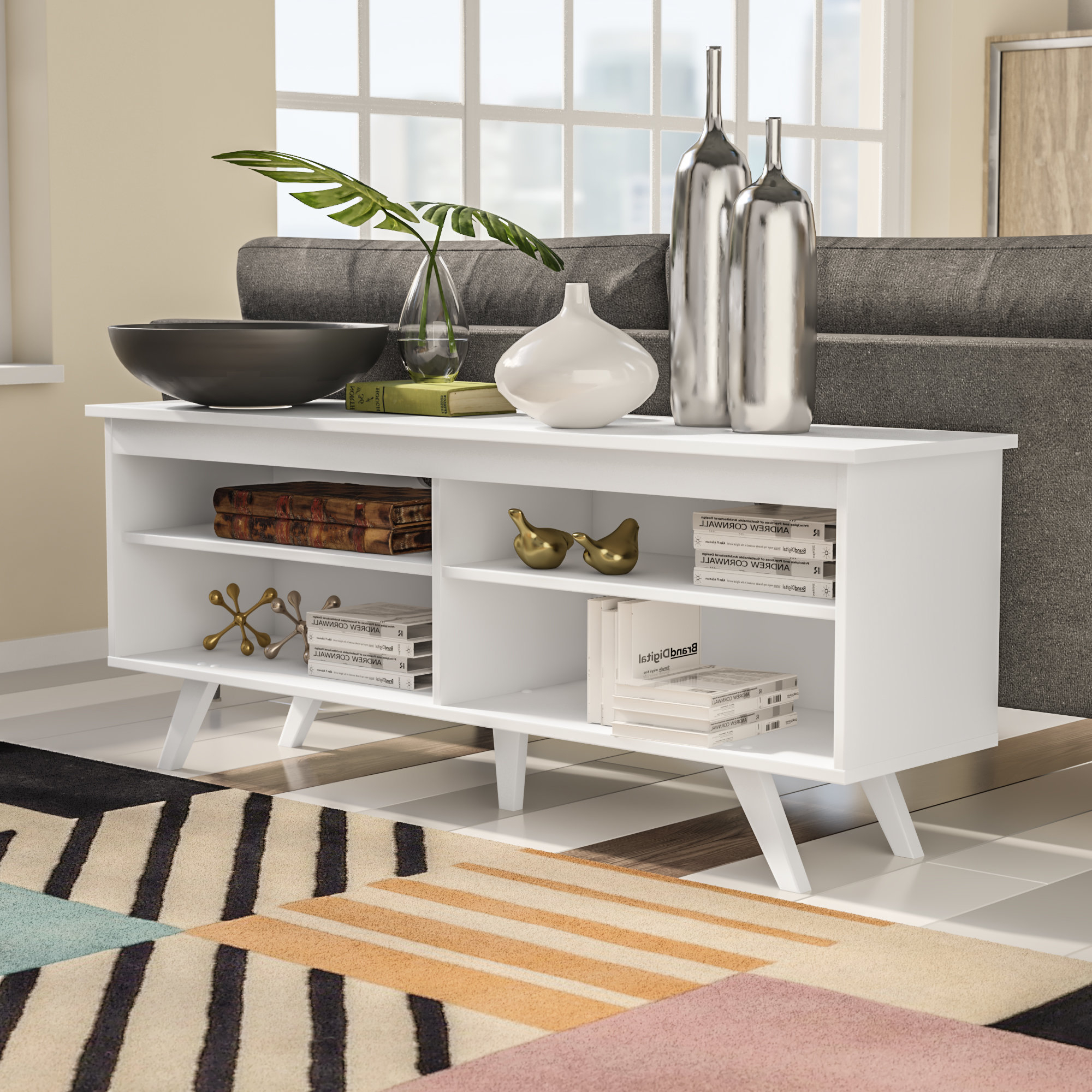 Wayfair Intended For Most Recent Ducar 74 Inch Tv Stands (View 14 of 20)