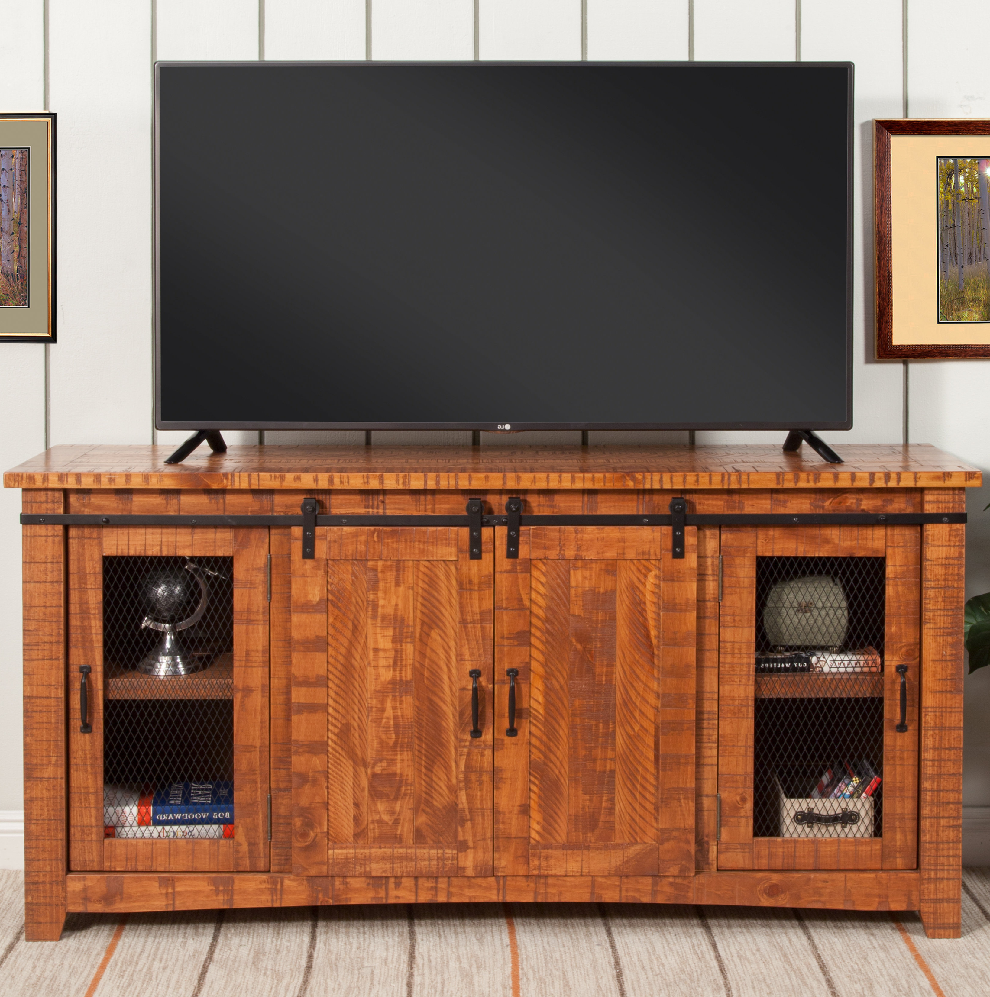 Wayfair Intended For Most Up To Date Tv Stands For Large Tvs (View 19 of 20)