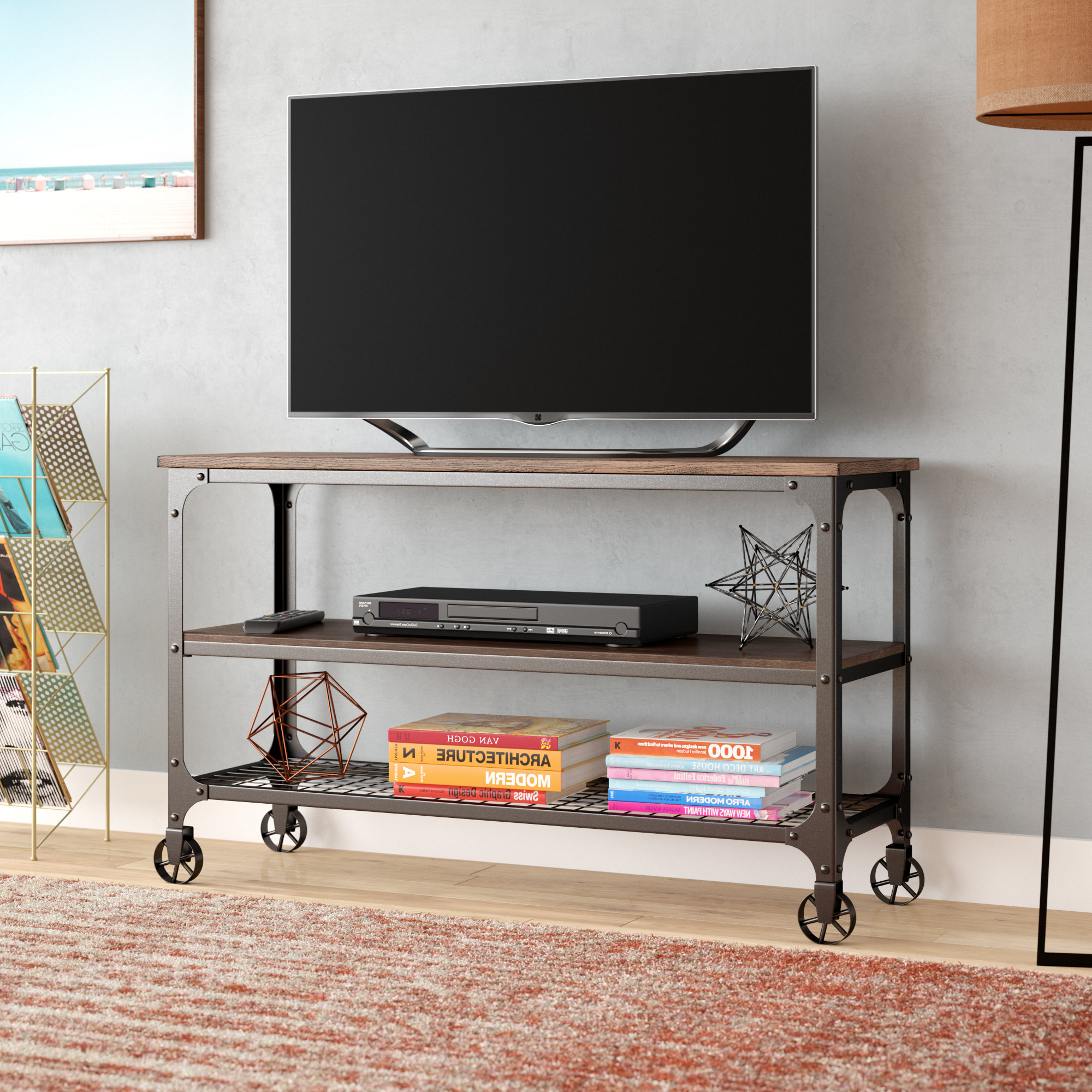 Wayfair Pertaining To Well Known Casey Umber 54 Inch Tv Stands (View 20 of 20)