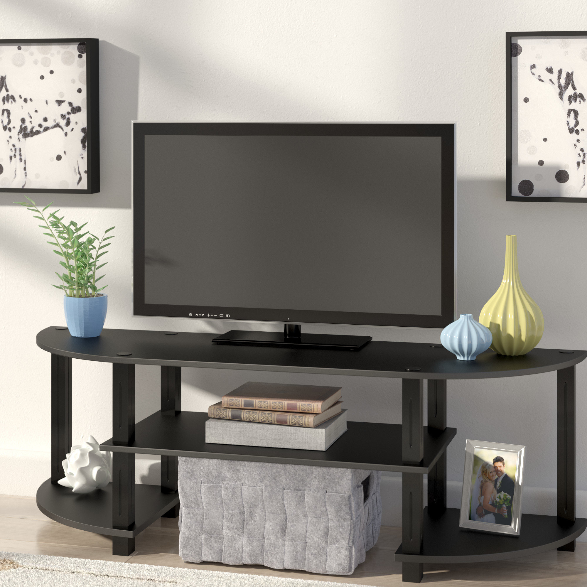 Wayfair Throughout Tv Stands For Small Rooms (View 3 of 20)