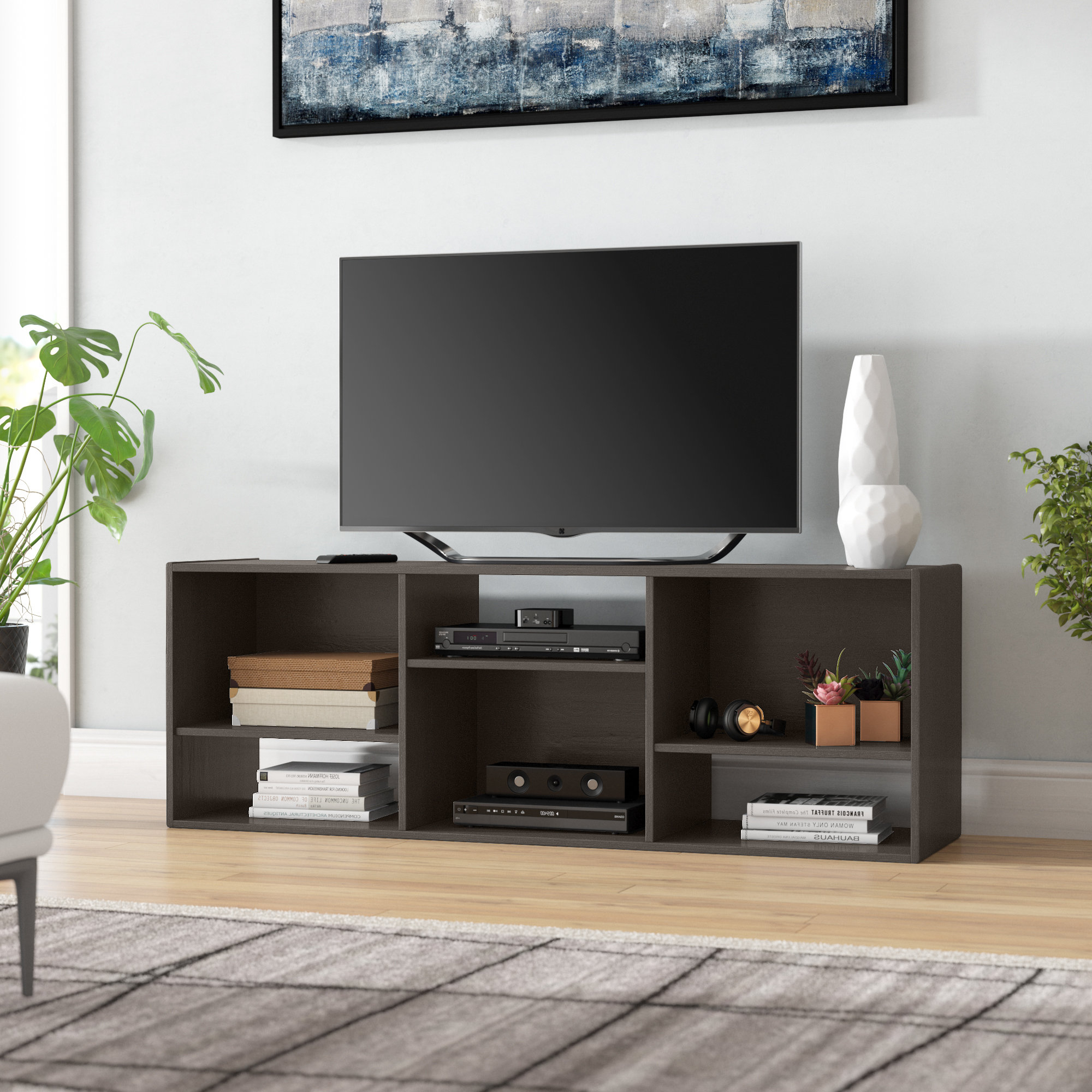 Wayfair With Most Current Kenzie 60 Inch Open Display Tv Stands (Gallery 20 of 20)