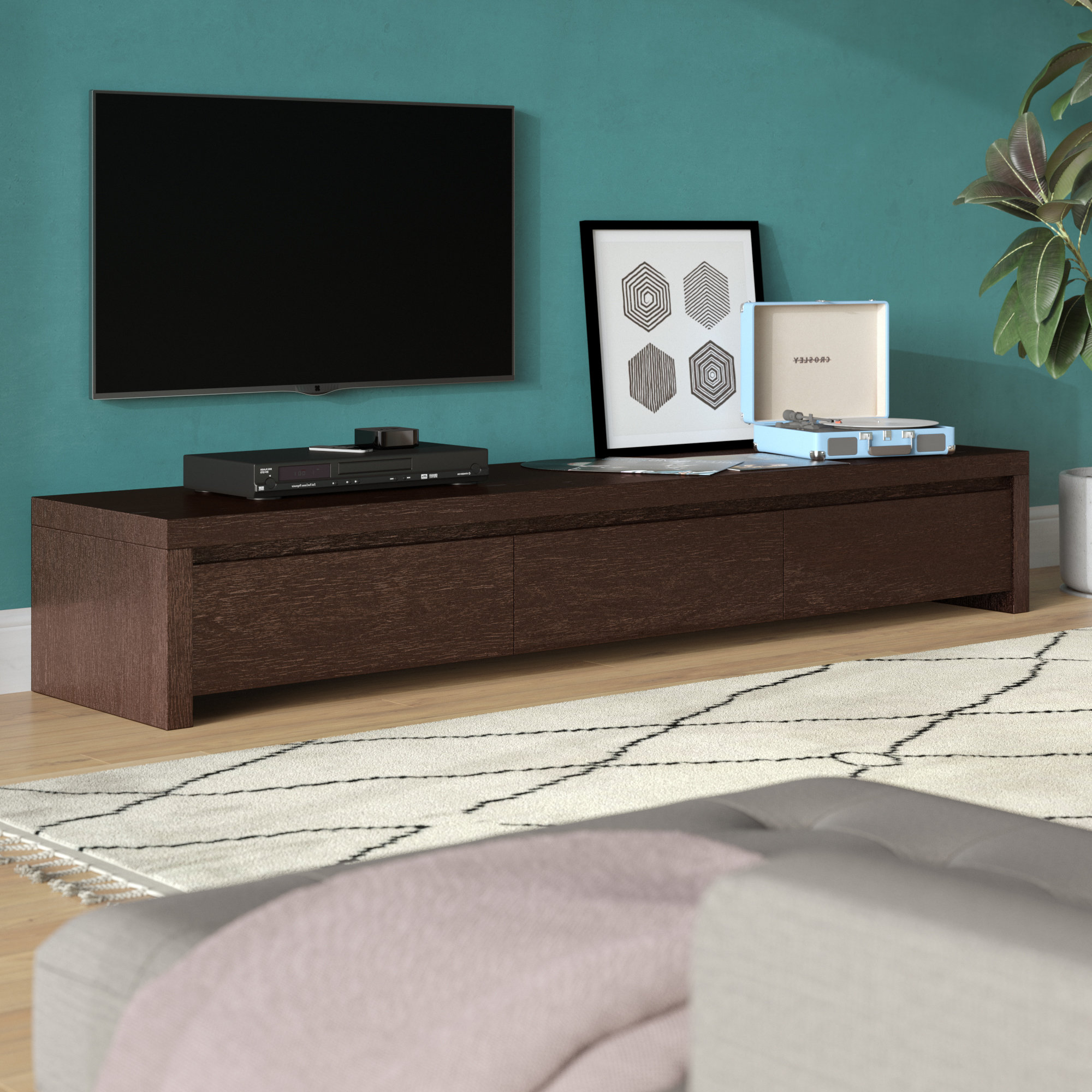 Wayfair With Oak Tv Stands (View 9 of 20)