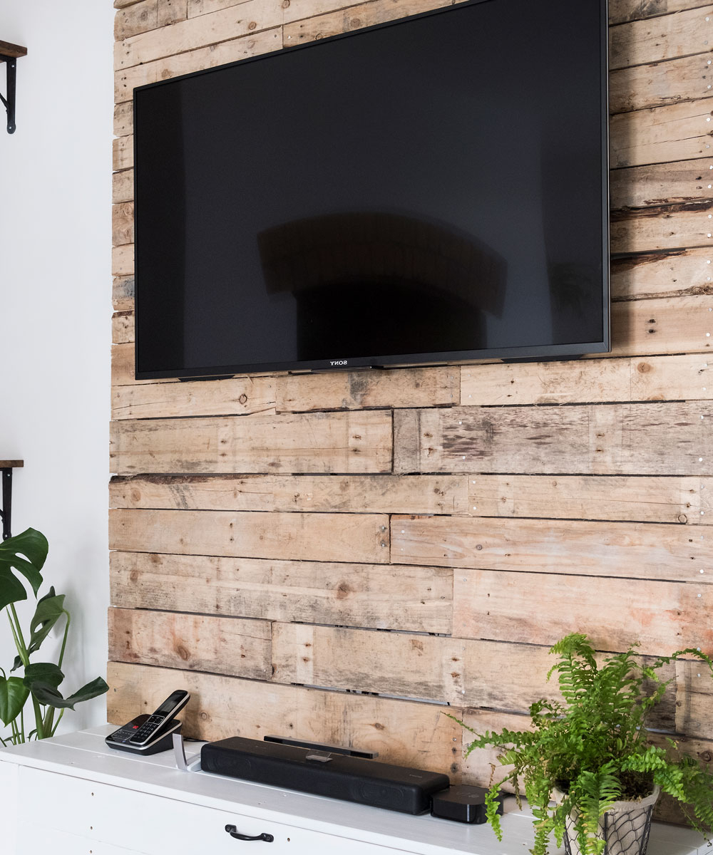 Ways To Disguise Your Tv – Hide A Tv Cabinet – Tv Wall Mount With Best And Newest Telly Tv Stands (View 12 of 20)
