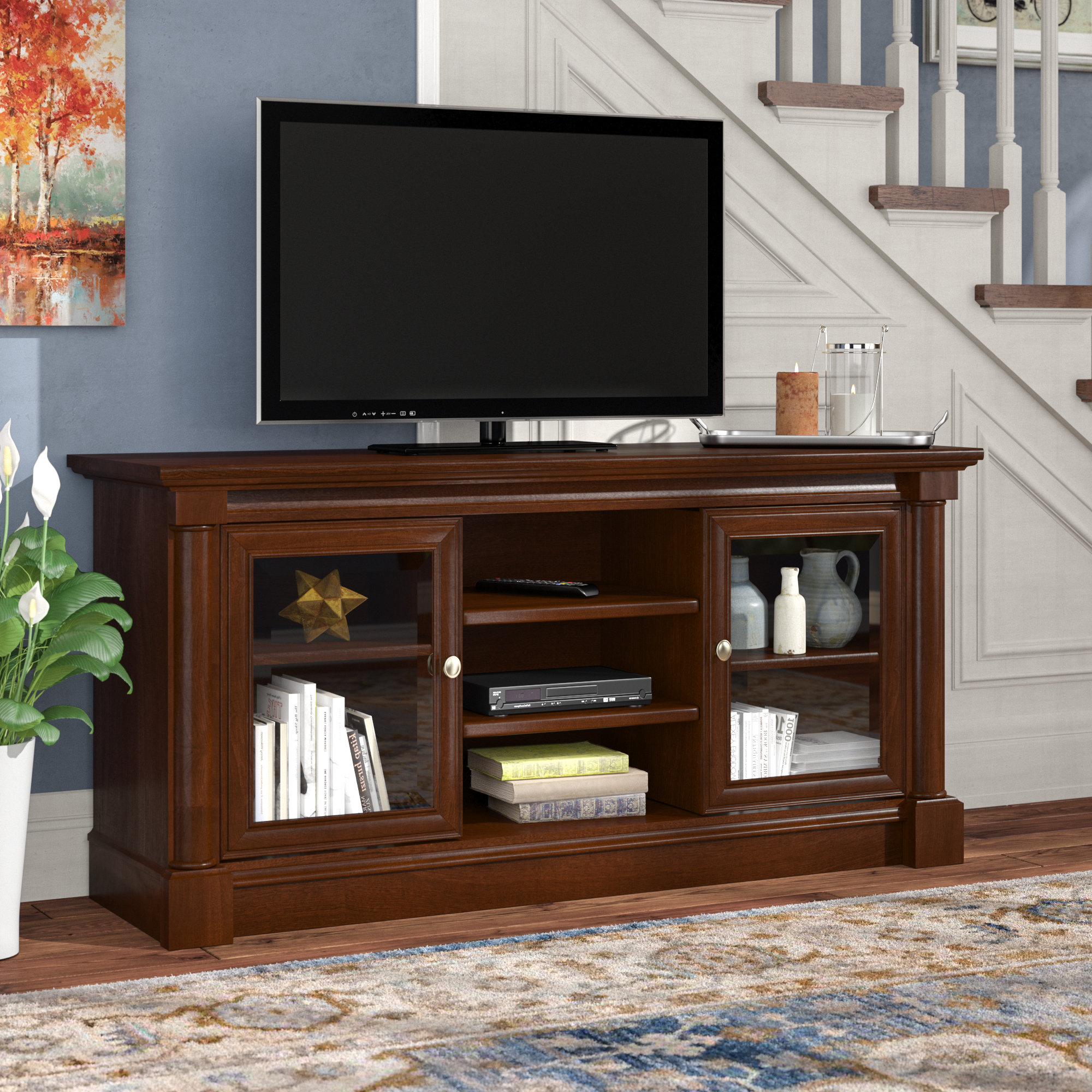 Well Known 60 64 Inch Tv Stands (View 18 of 20)