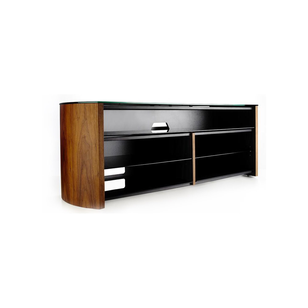 Well Known Alphason Finewoods Fw1350Sb Walnut Soundbar Ready Tv Stand With Alphason Tv Cabinets (View 19 of 20)