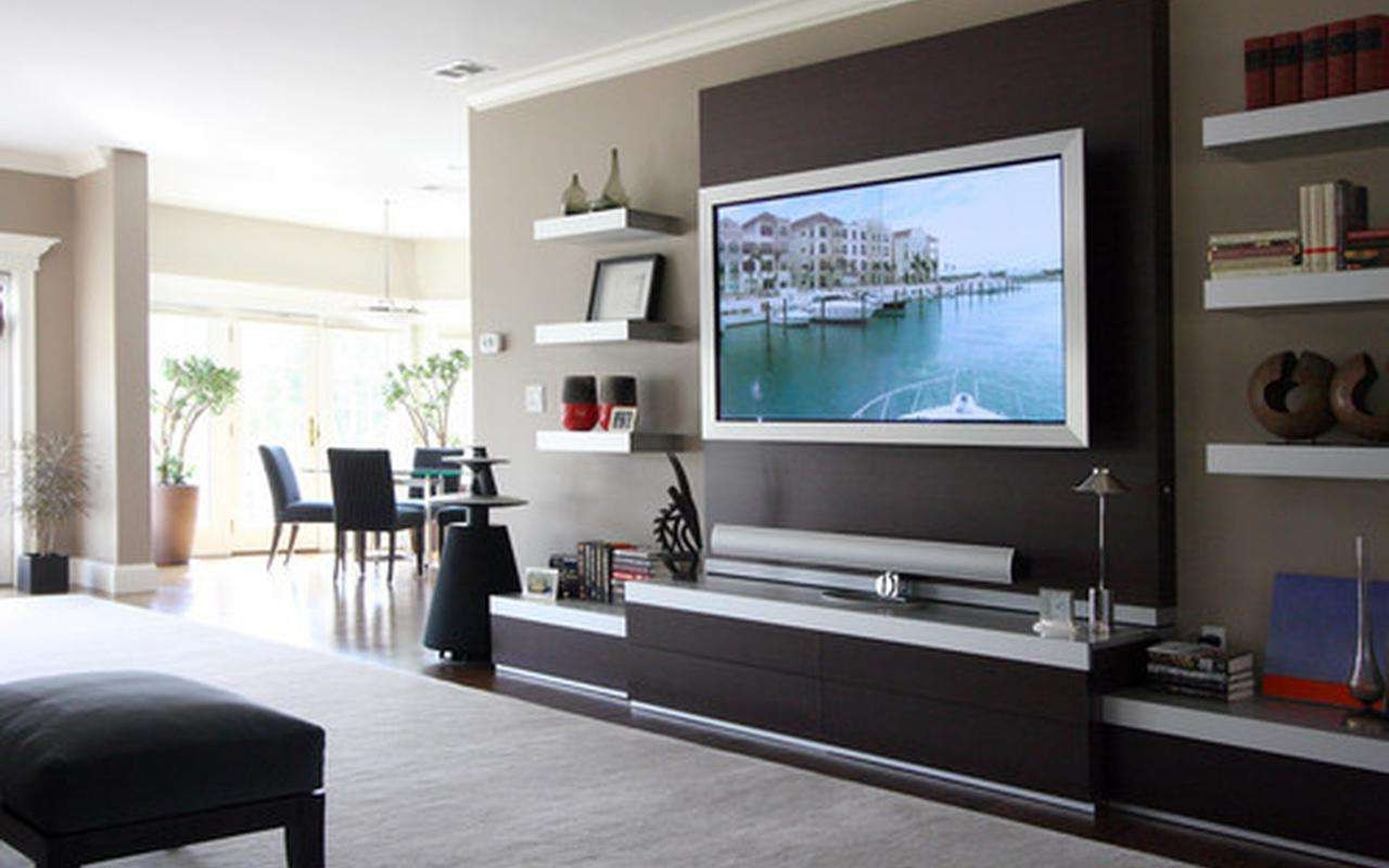 Well Known Appealing Living Tv Wall Cabinets Wall Mounted Tv Cabinet Design Inside Wall Mounted Tv Cabinets For Flat Screens With Doors (View 19 of 20)