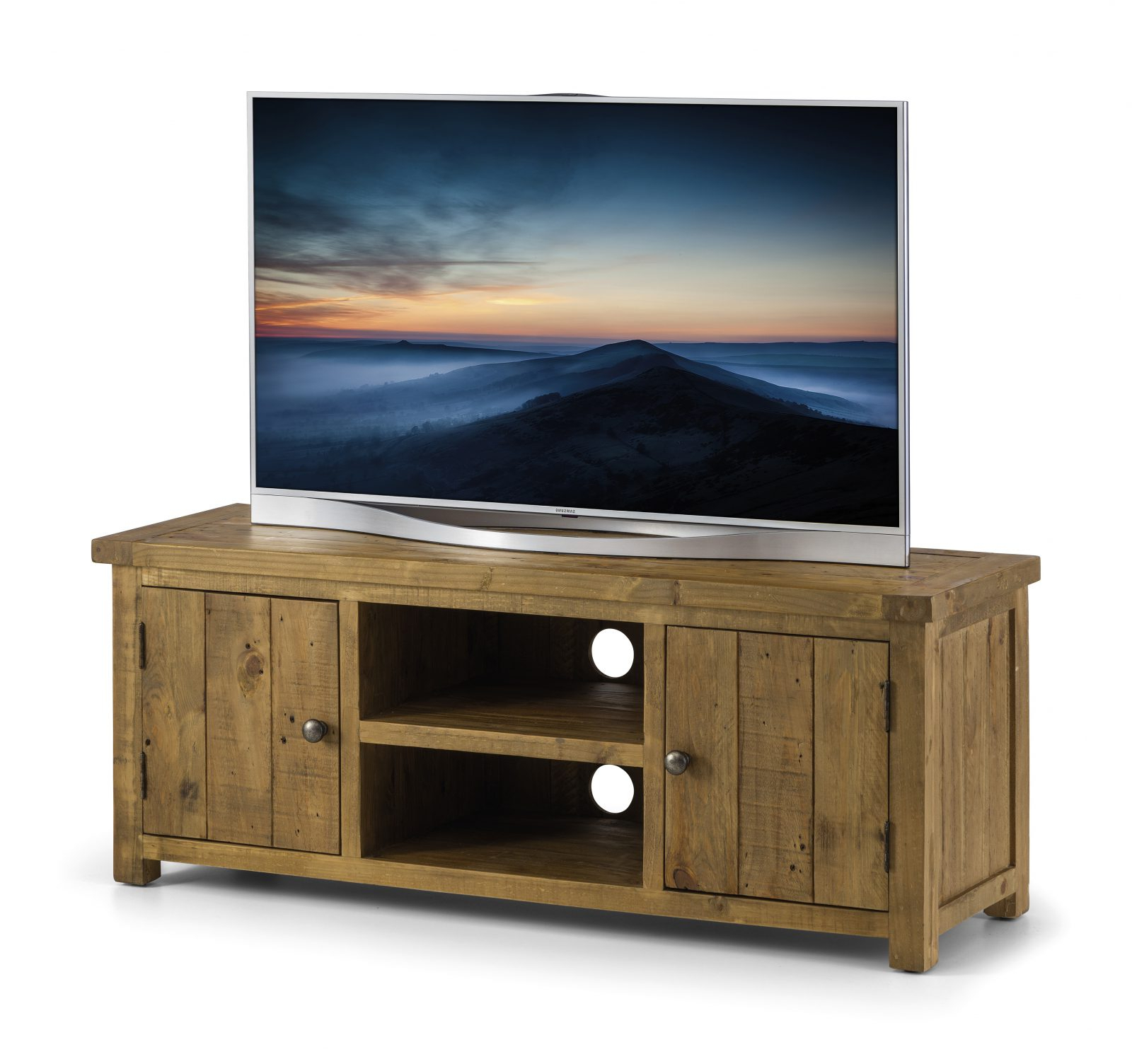 Well Known Aspen Wide Tv Stand – Telly 4u Within Telly Tv Stands (View 10 of 20)