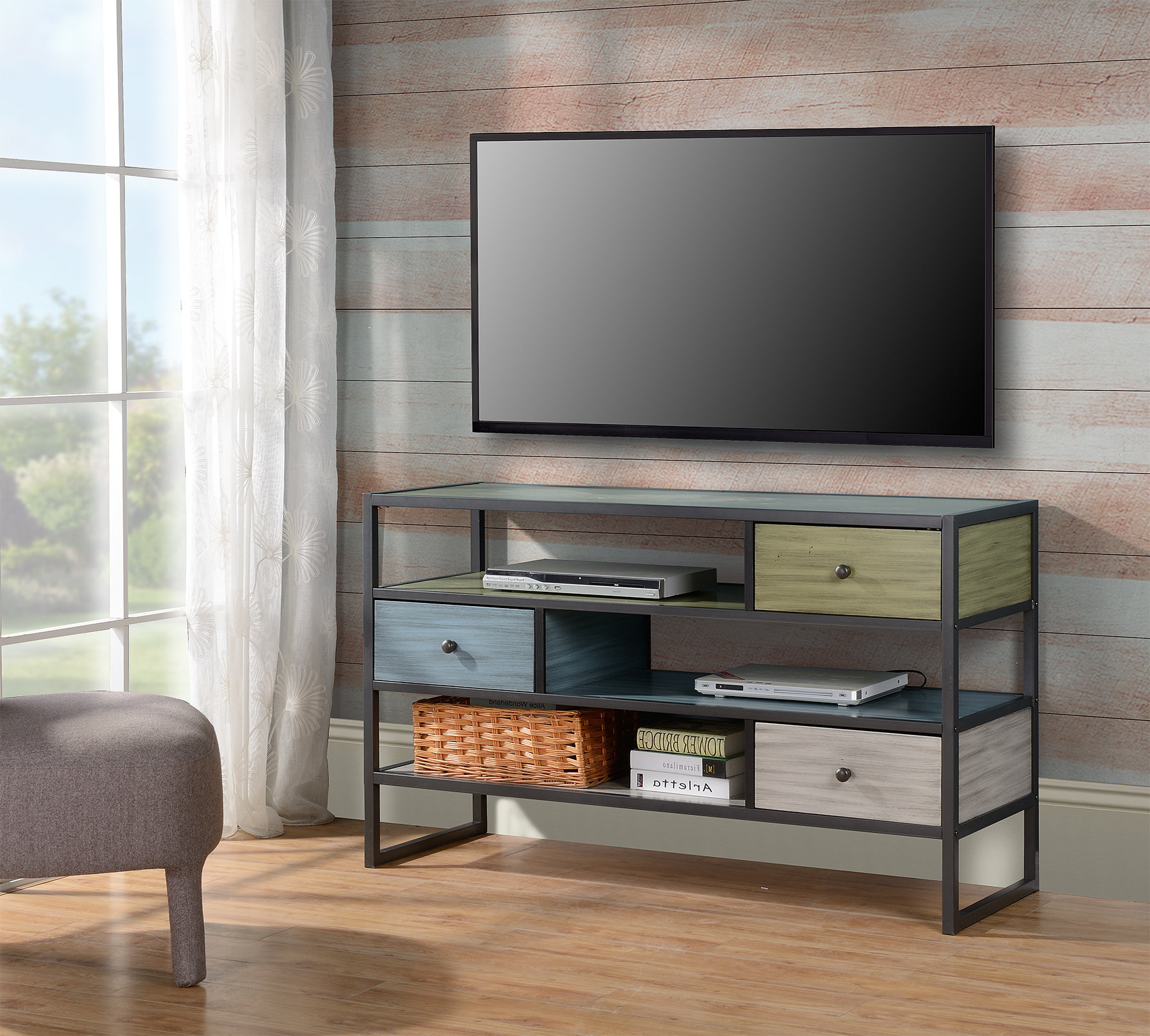 Well Known Bale Rustic Grey 82 Inch Tv Stands Pertaining To 70 Inch Tv Stands (View 20 of 20)