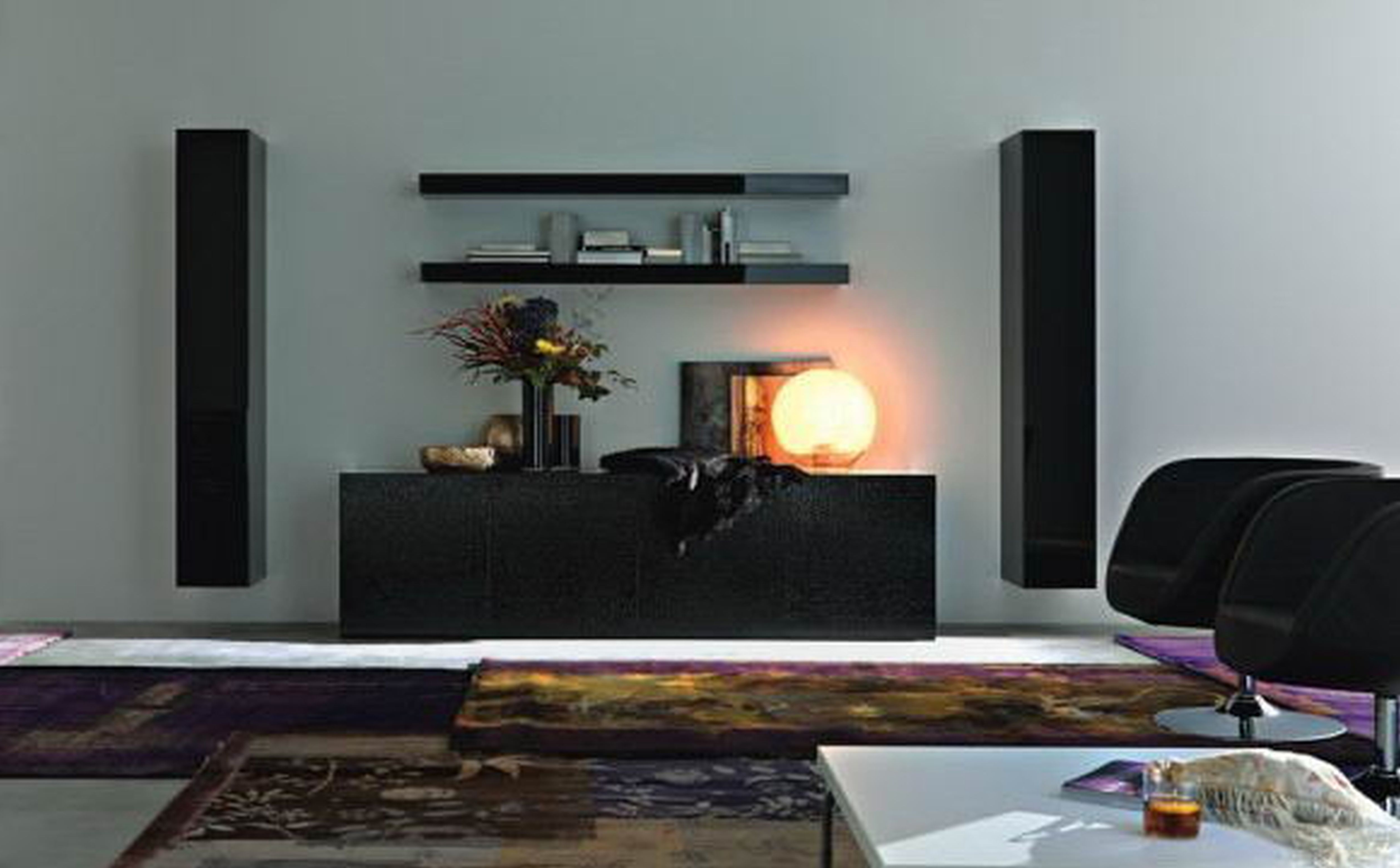 Well Known Components Unit Corner Floating Shelf Ideas Storage For Small Gloss Regarding Dwell Tv Stands (View 18 of 20)