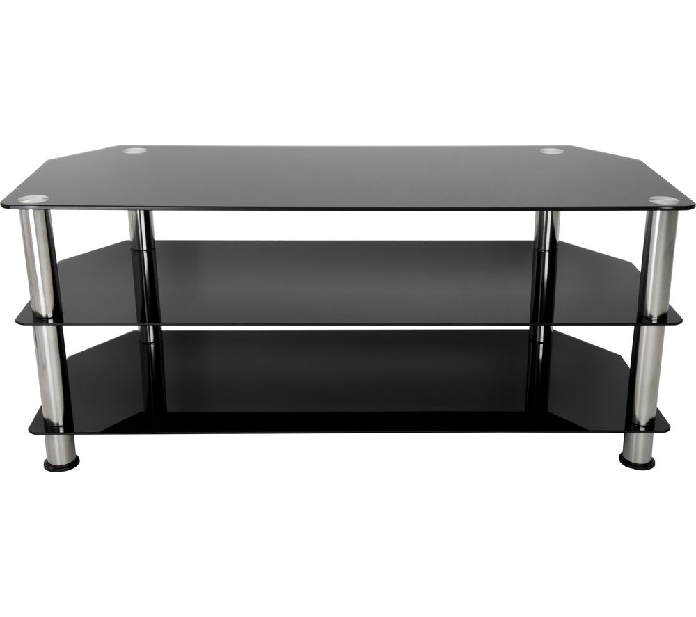 Well Known Corner Tv Stand Metal And Glass With Black Cabinet Doors Plus In Techlink Bench Corner Tv Stands (View 7 of 20)