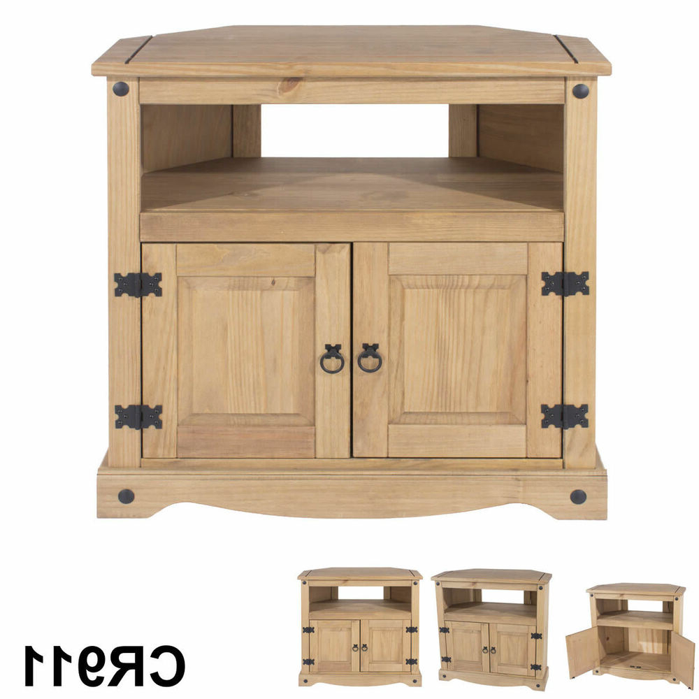Well Known Corona Tv Corner Unit Intended For New Quality Tv Corner Unit From Corona Pine Furniture Range Cr (View 19 of 20)